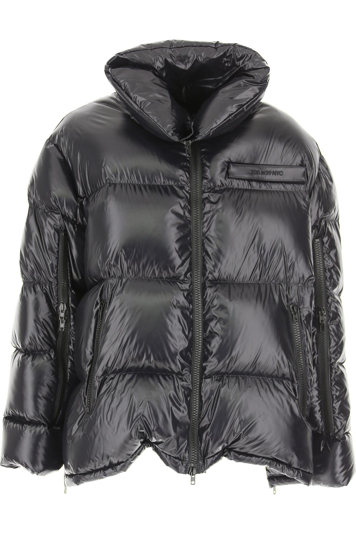 Image of Calvin Klein Down Jacket for Men, Puffer Ski Jacket, Black, polyamide, 2017, M S