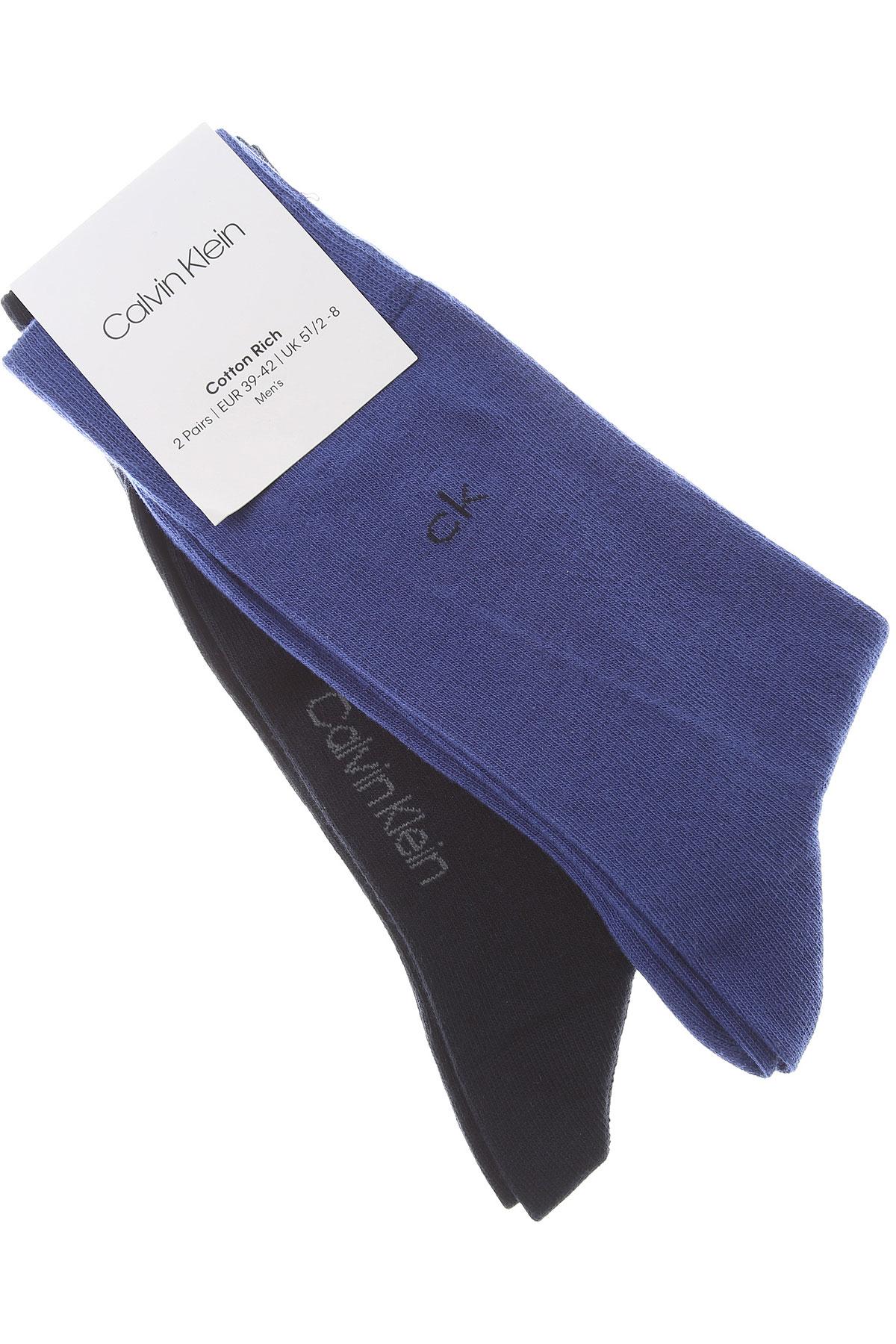 CALVIN KLEIN Unterwäsche & Socken | Calvin Klein Socken  Strümpfe, 2pack, Marineblau