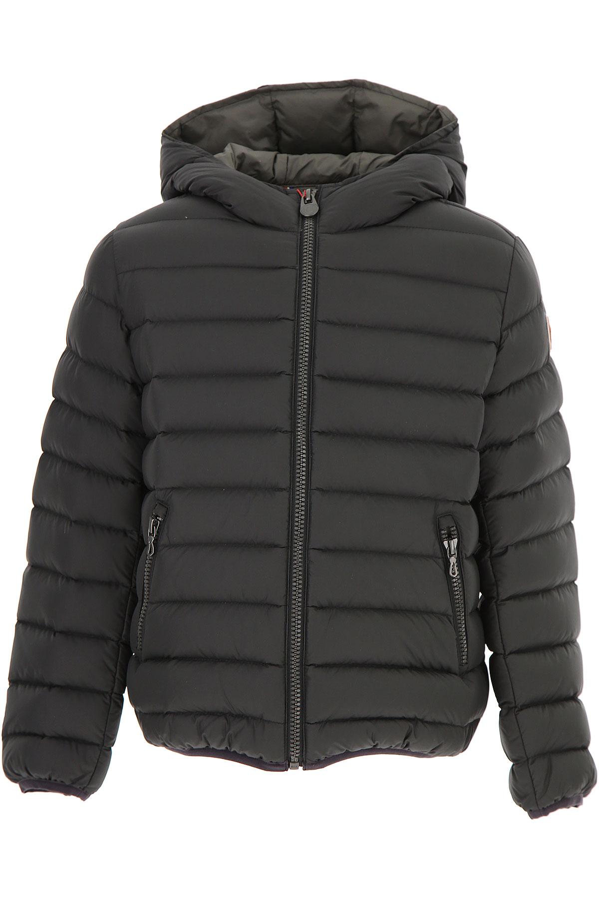 Image of Colmar Boys Down Jacket for Kids, Puffer Ski Jacket, Black, polyamide, 2017, 10Y 14Y 16Y 8Y