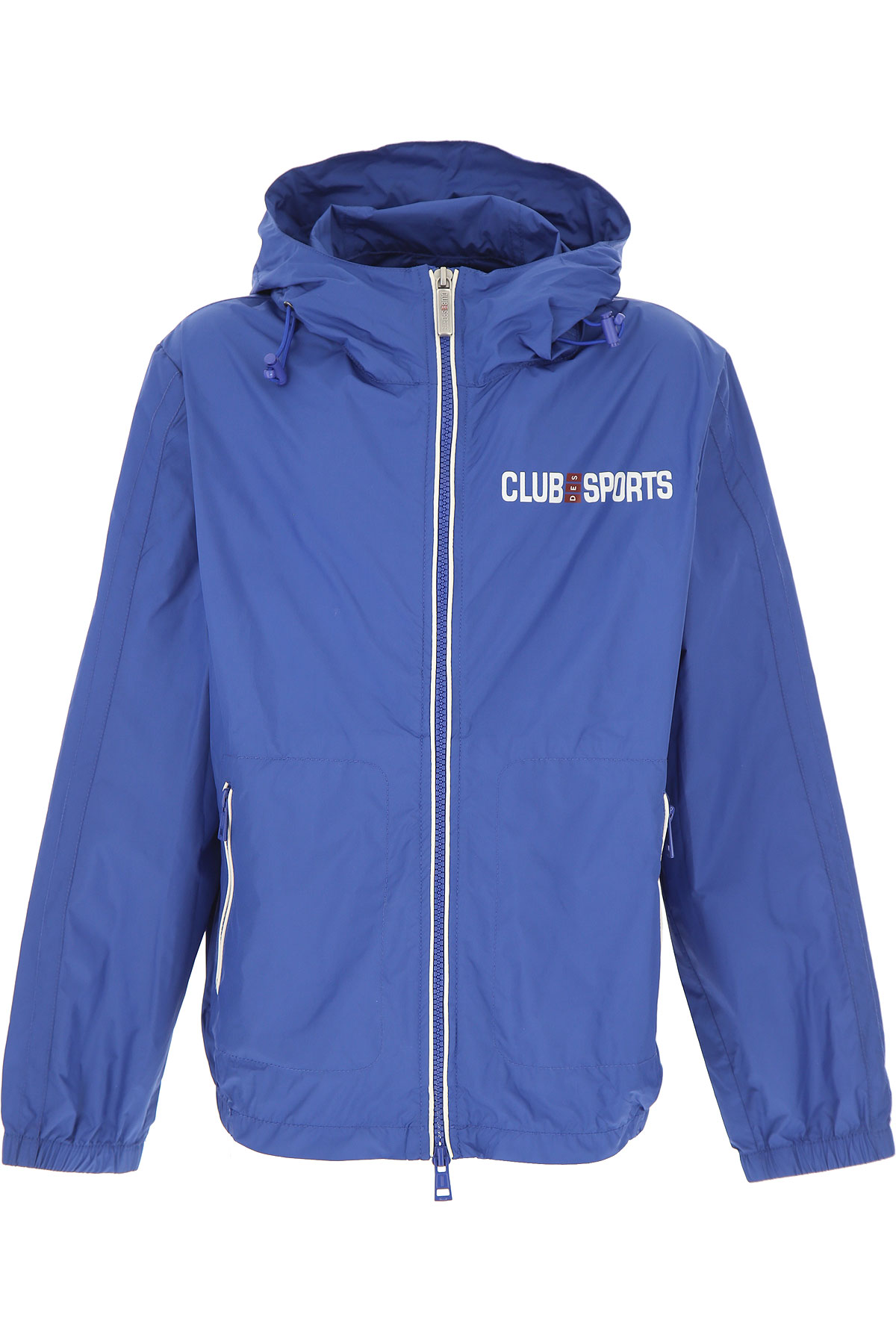 Club Sport Kids Jacket for Boys On Sale in Outlet, Blue, polyester, 2019, 10Y 6Y 8Y