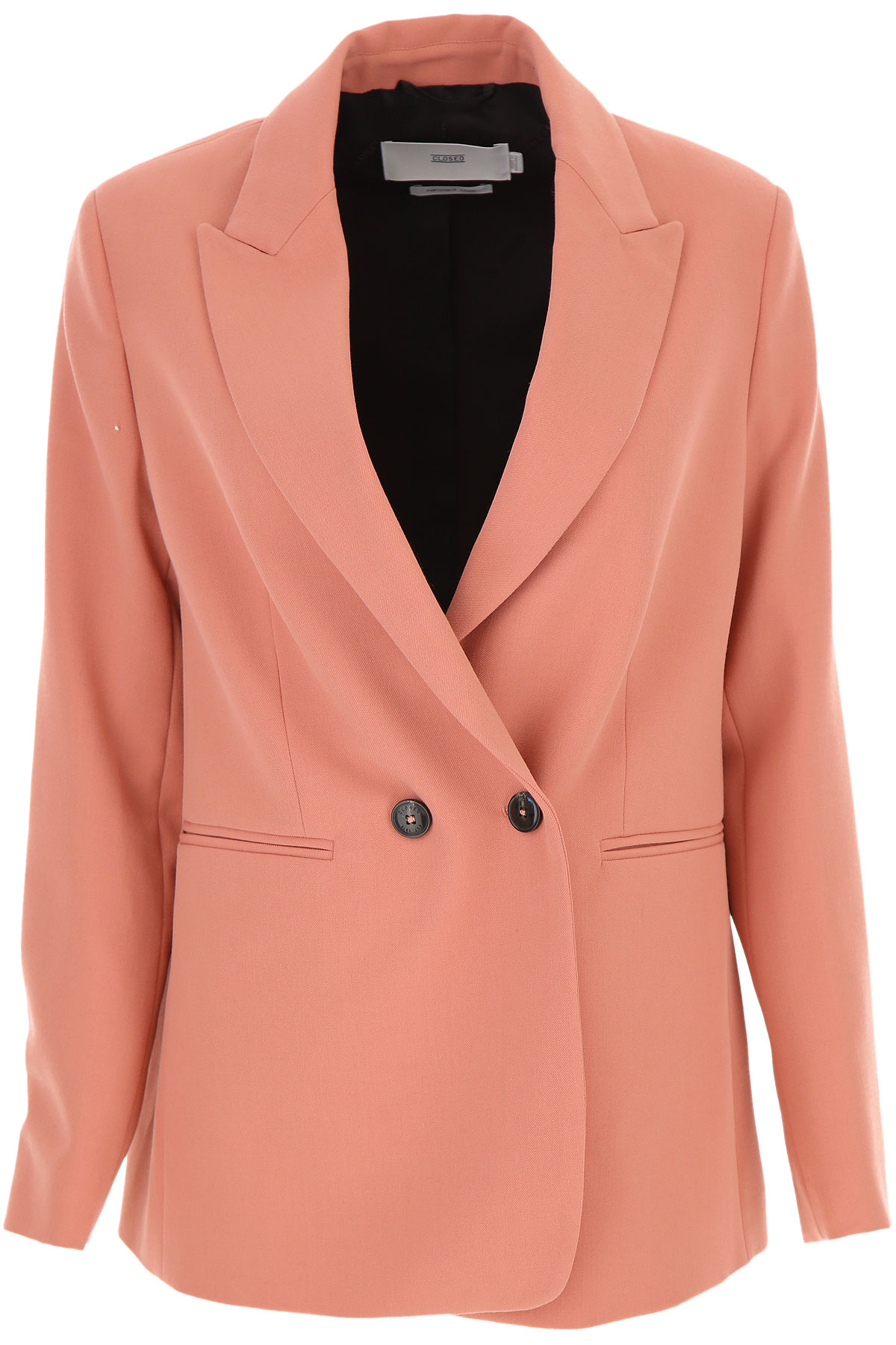 Closed Blazer for Women On Sale, antique pink, polyestere, 2019, 2 4