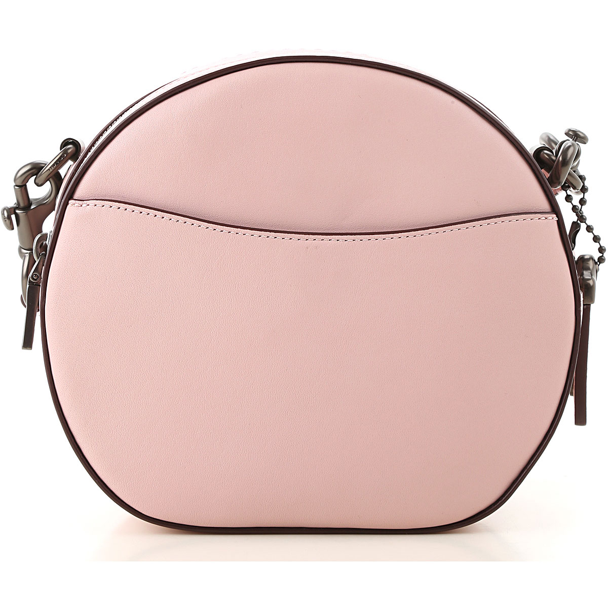 Coach Shoulder Bag for Women On Sale, Blossom Pink, Leather, 2019