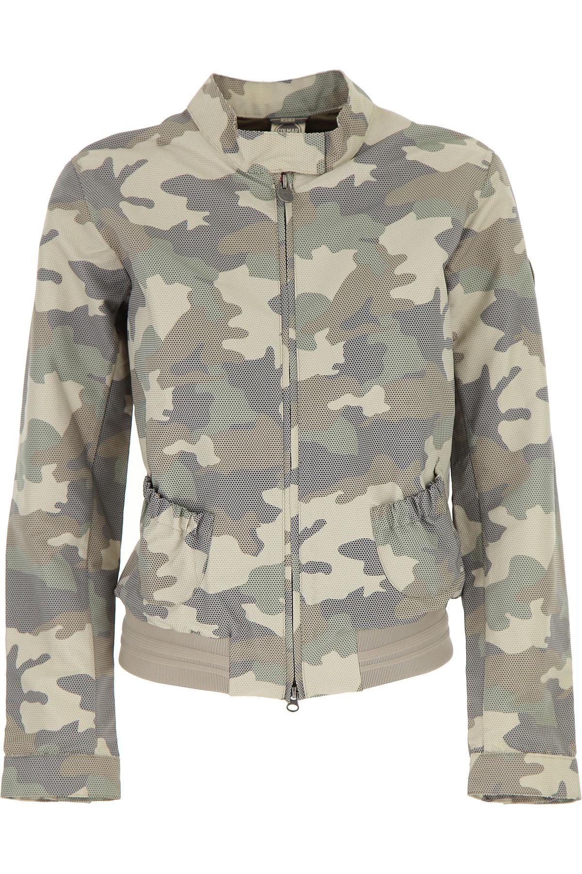 Colmar Jacket for Women On Sale in Outlet, Beige, polyester, 2019, 2 4