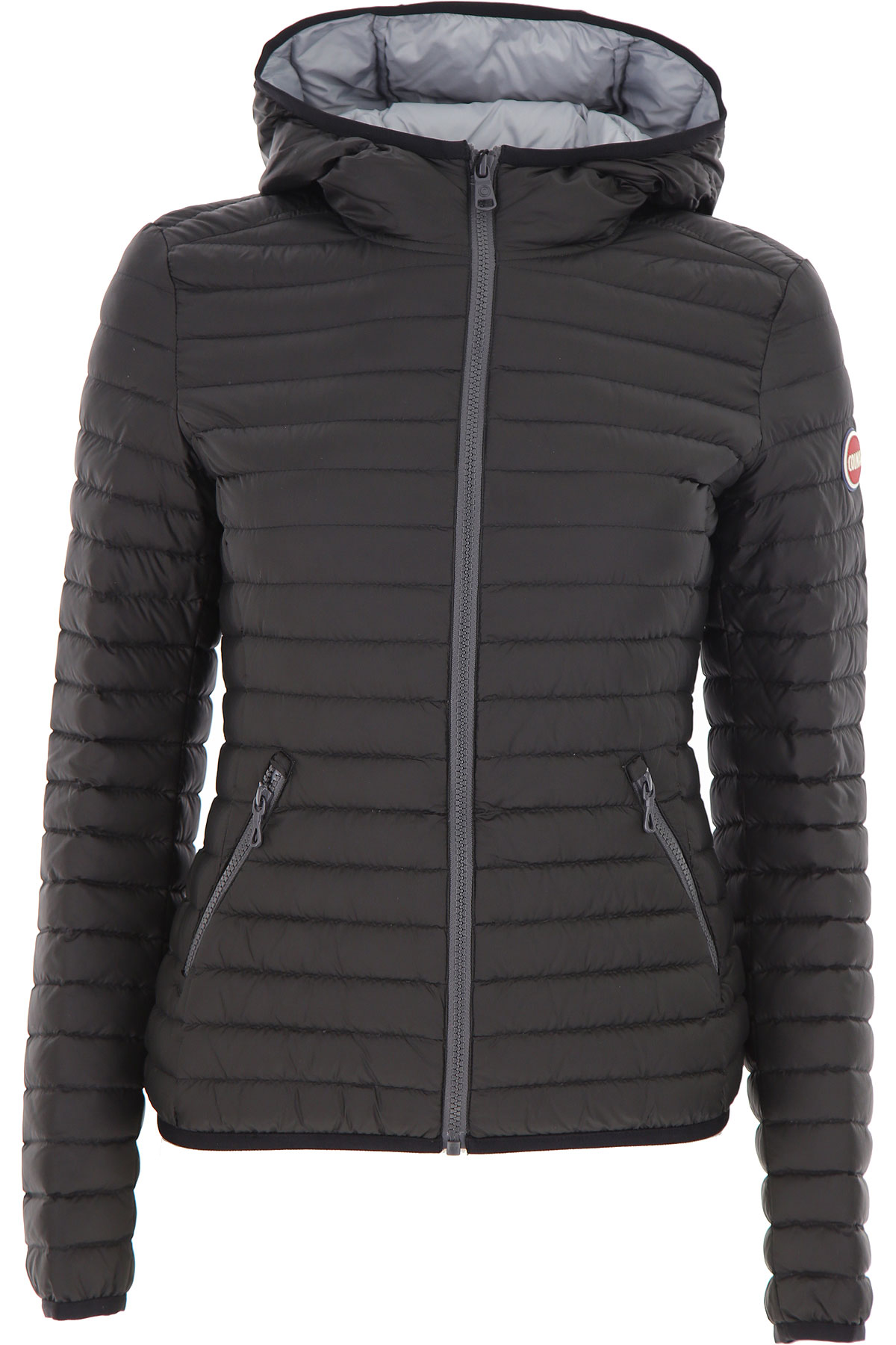 Colmar Down Jacket for Women, Puffer Ski Jacket On Sale, Black, Down, 2019, 10 2 4 6 8