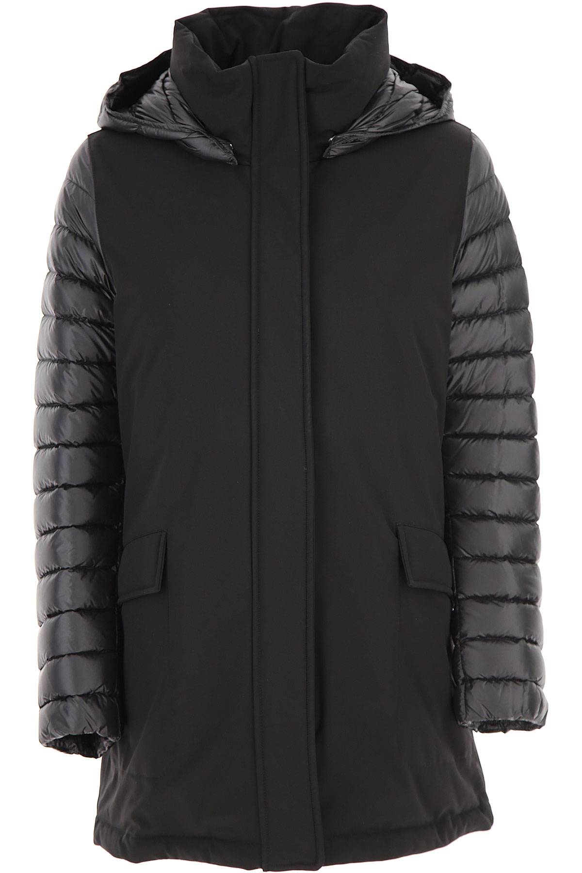 Colmar Down Jacket for Women, Puffer Ski Jacket On Sale, Black, Down, 2019, 10 12 6