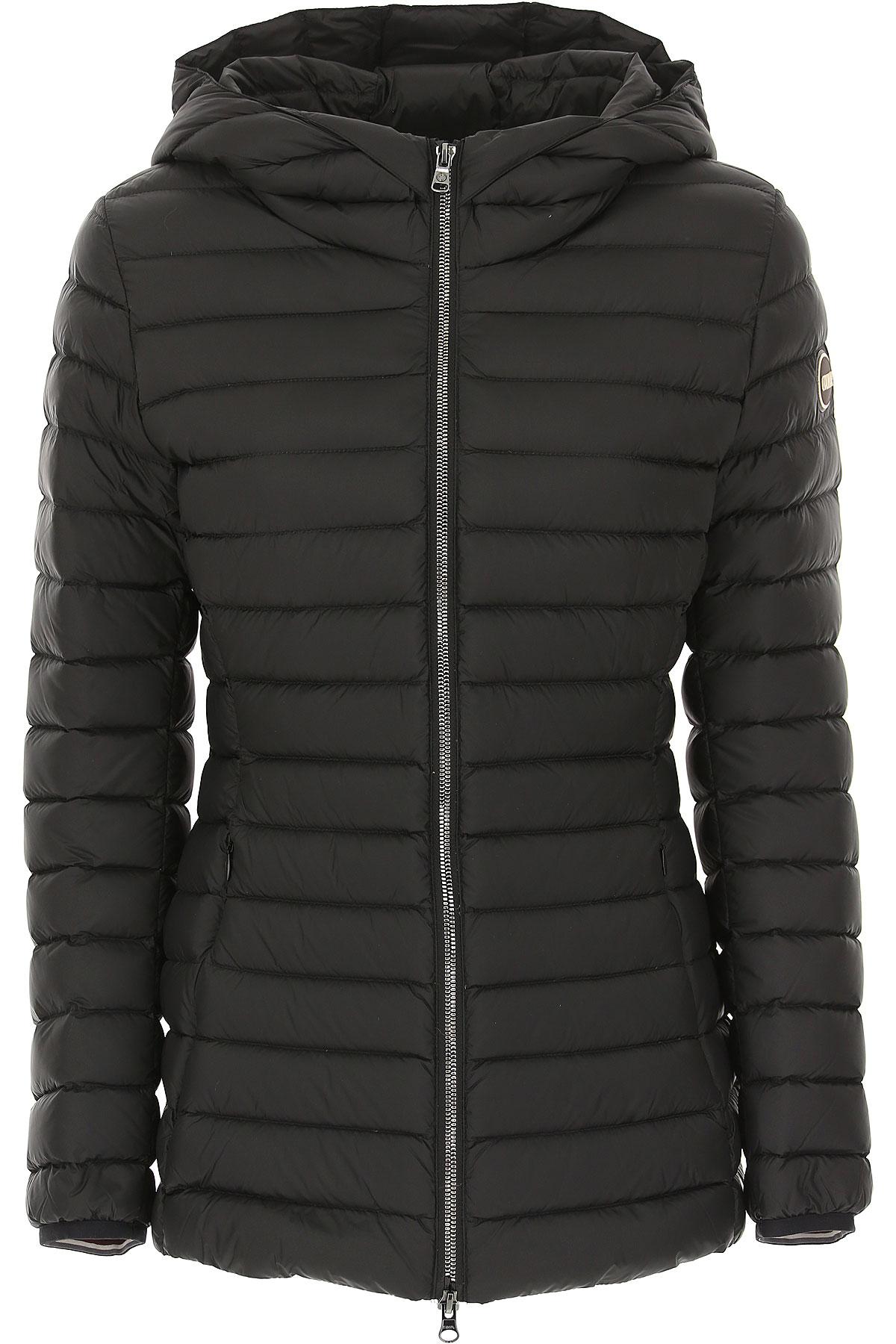 Image of Colmar Down Jacket for Women, Puffer Ski Jacket, Black, Down, 2017, 10 12 2 4 6 8
