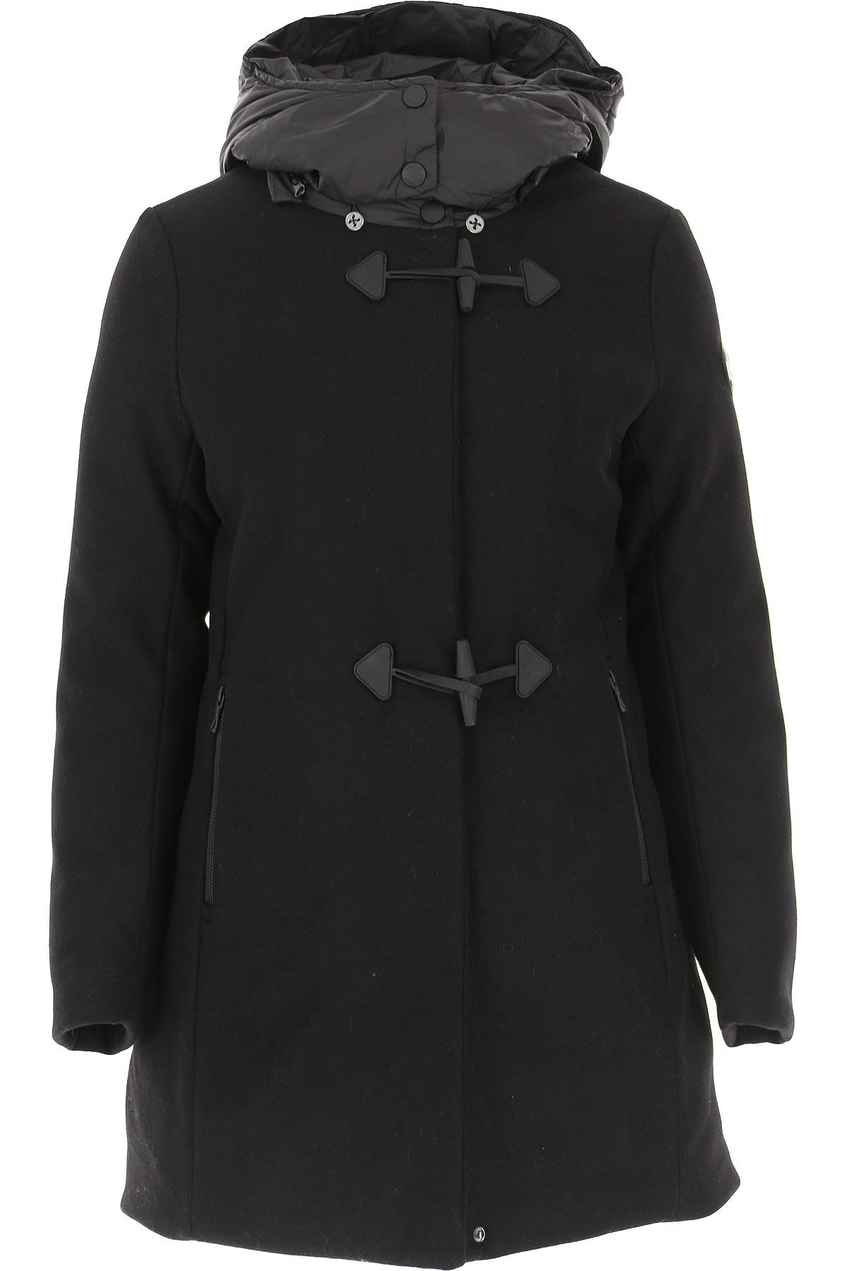Colmar Down Jacket for Women, Puffer Ski Jacket On Sale, Black, polyamide, 2019, 2 4 6 8