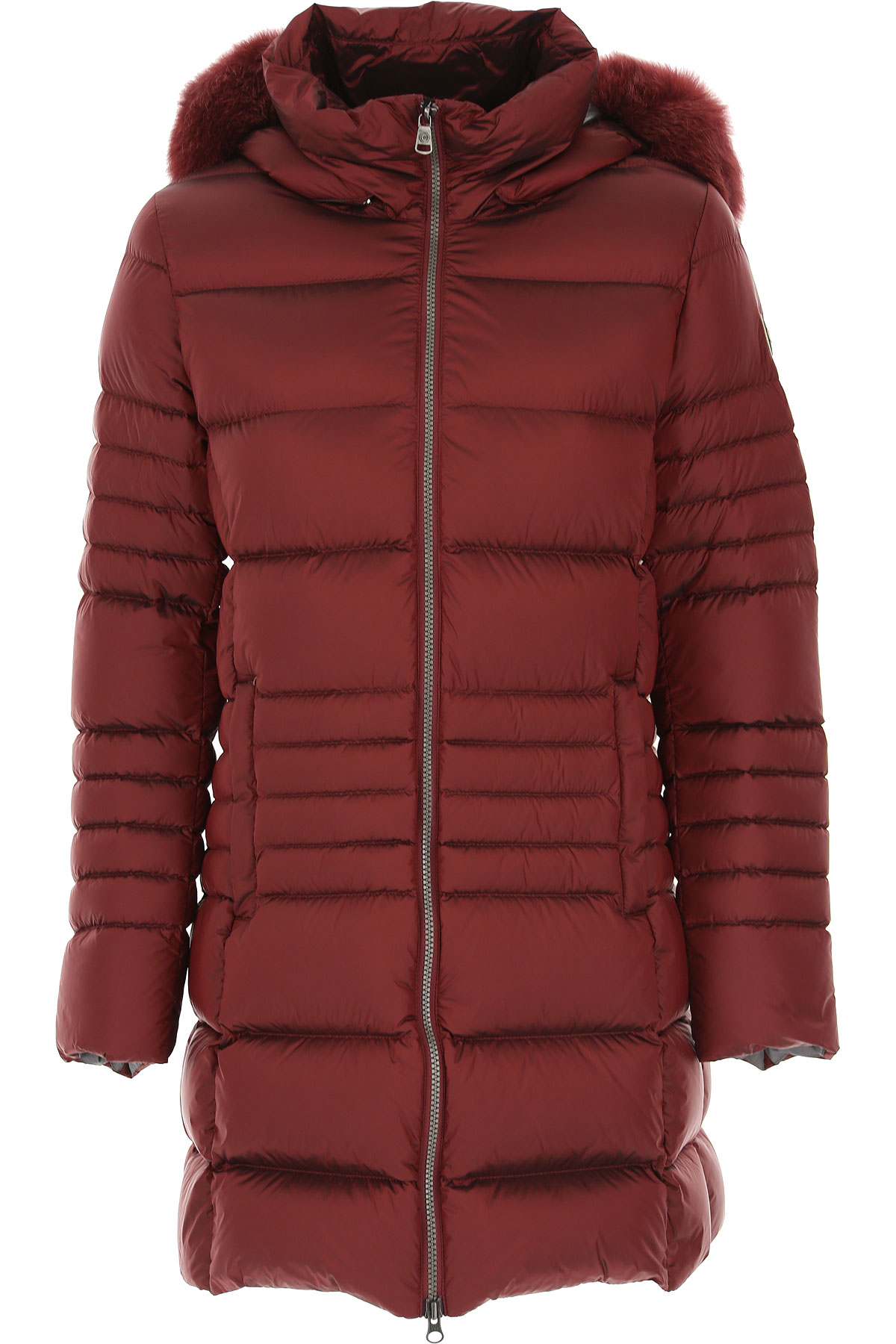 Colmar Down Jacket for Women, Puffer Ski Jacket On Sale, Black Check, polyamide, 2019, 10 12 4 6 8