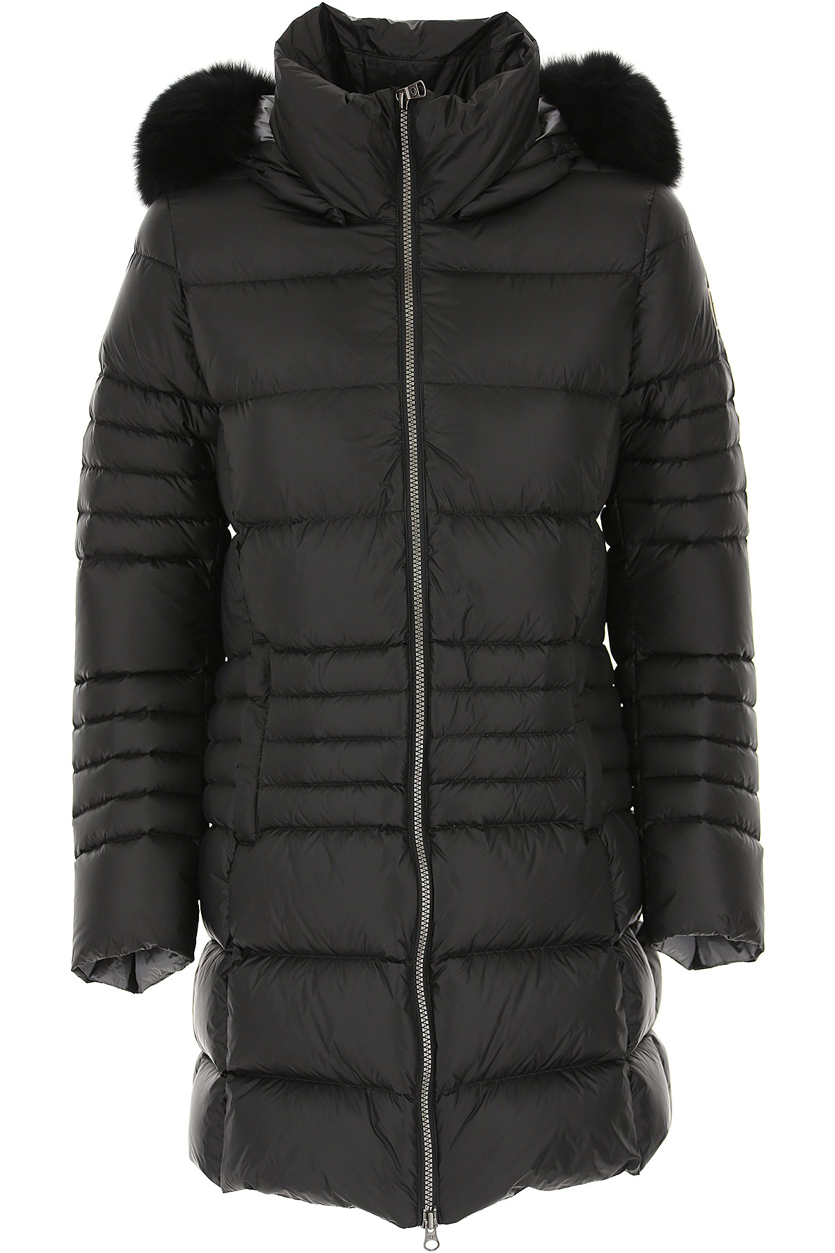 Colmar Down Jacket for Women, Puffer Ski Jacket On Sale, Black, polyamide, 2019, 10 12 2 4 6 8