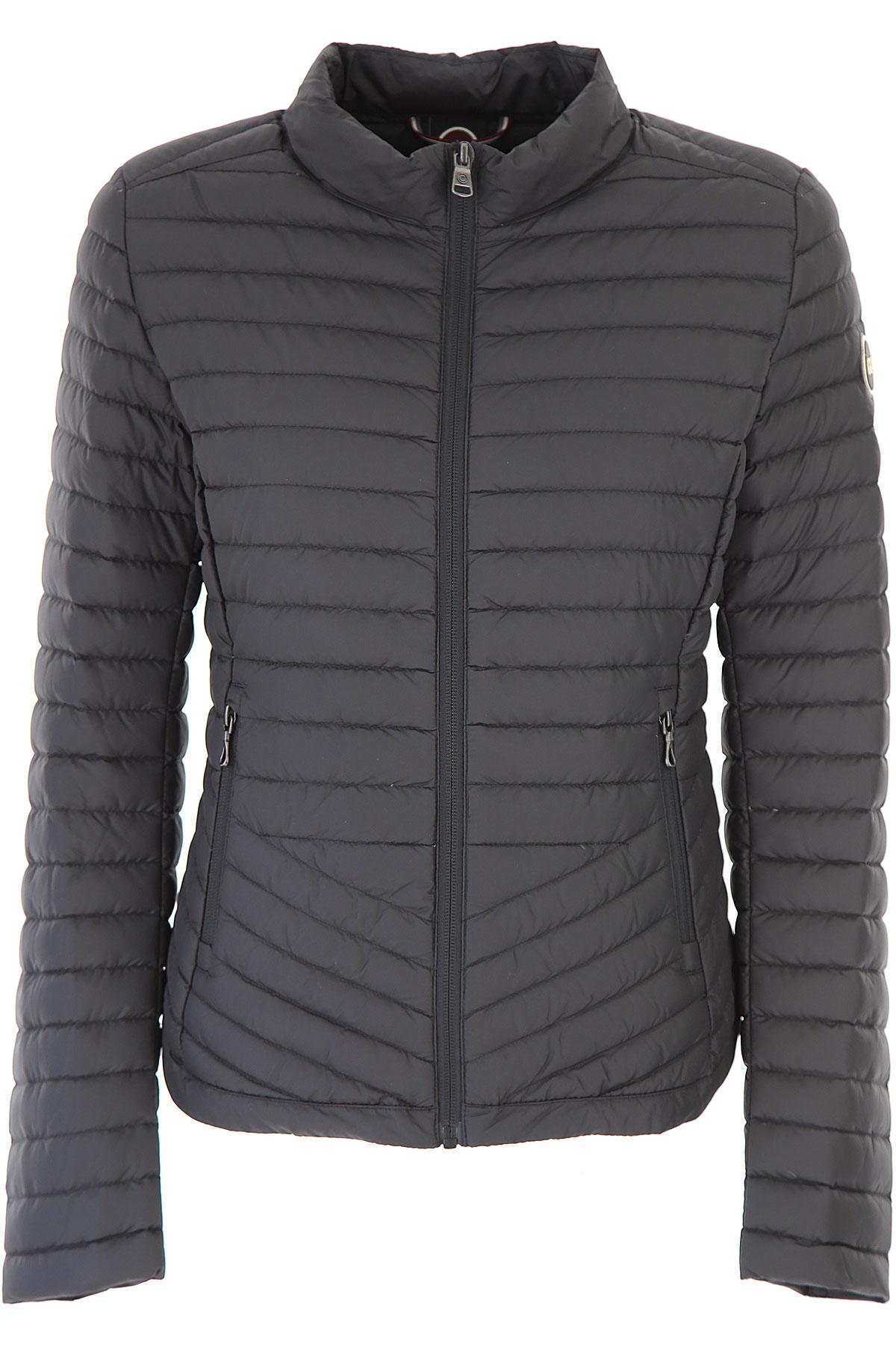 Blauer Down Jacket for Women, Puffer Ski Jacket On Sale, Black, polyamide, 2019, 10 12 2 4 6 8