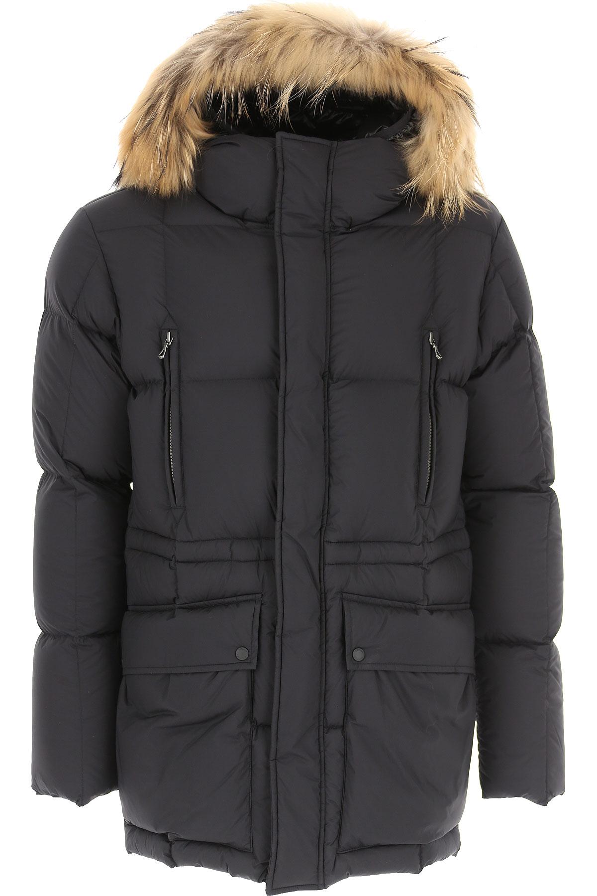 Colmar Down Jacket for Men, Puffer Ski Jacket On Sale, Black, polyamide, 2019, M XXL