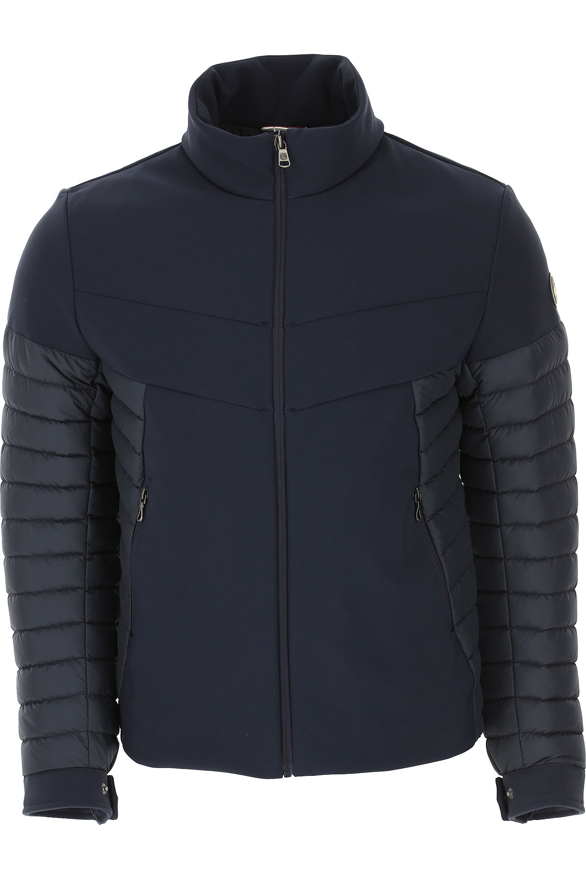 Colmar Down Jacket for Men, Puffer Ski Jacket On Sale, navy, polyester, 2019, L M S XL XXL XXXL