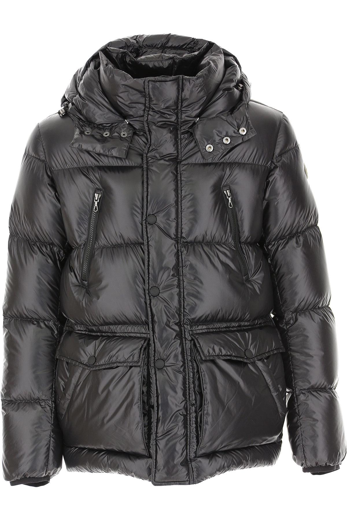Colmar Down Jacket for Men, Puffer Ski Jacket On Sale, Black, polyamide, 2019, L M S XL XXL