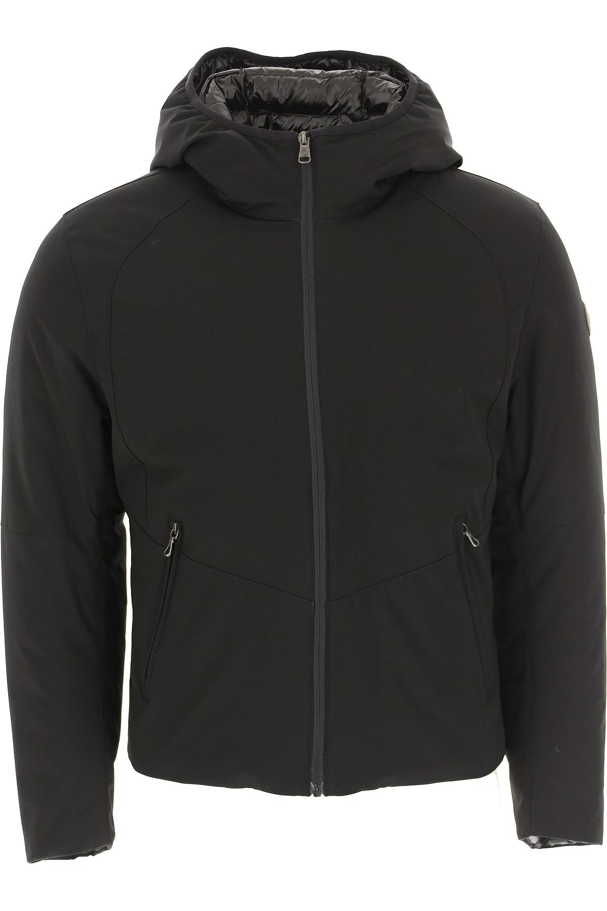 Colmar Down Jacket for Men, Puffer Ski Jacket On Sale, Black, polyester, 2019, M S XL XXL XXXL