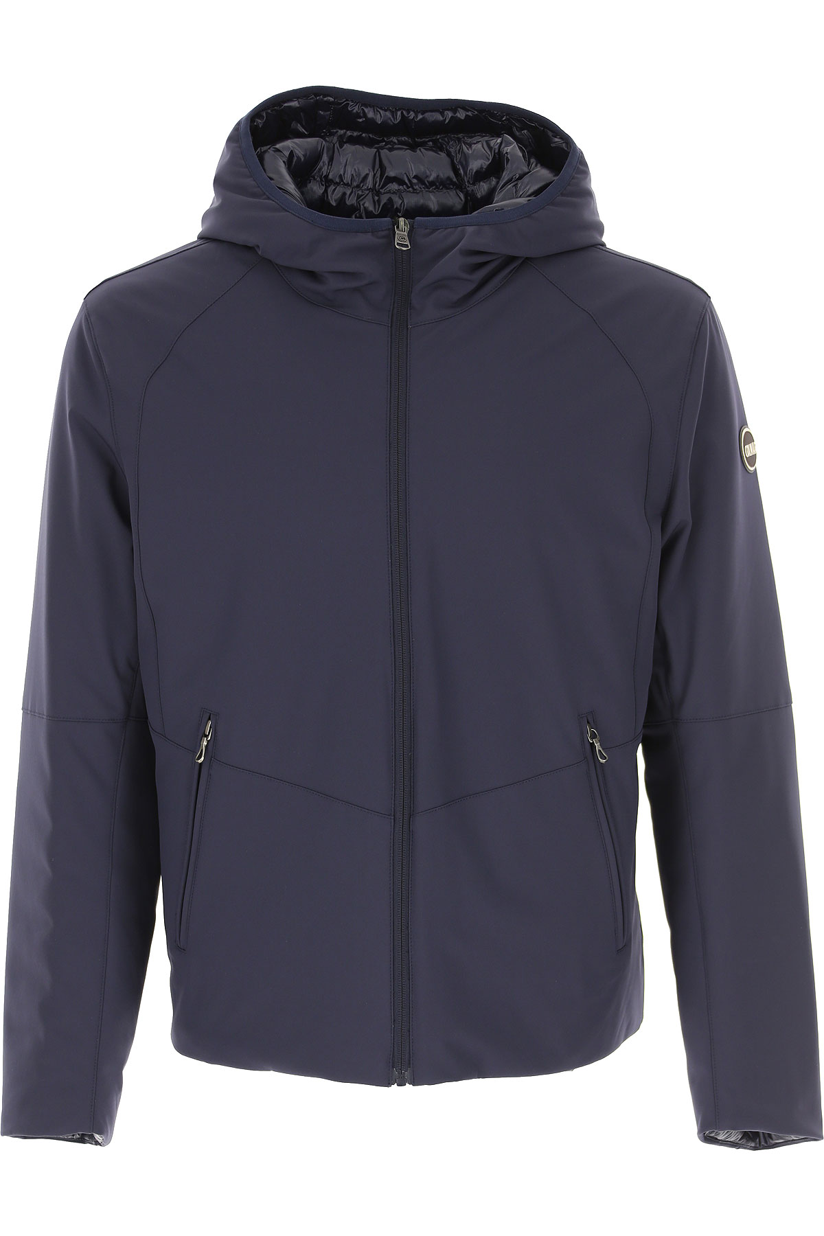 Colmar Jacket for Men, navy, polyester, 2019, M XXL