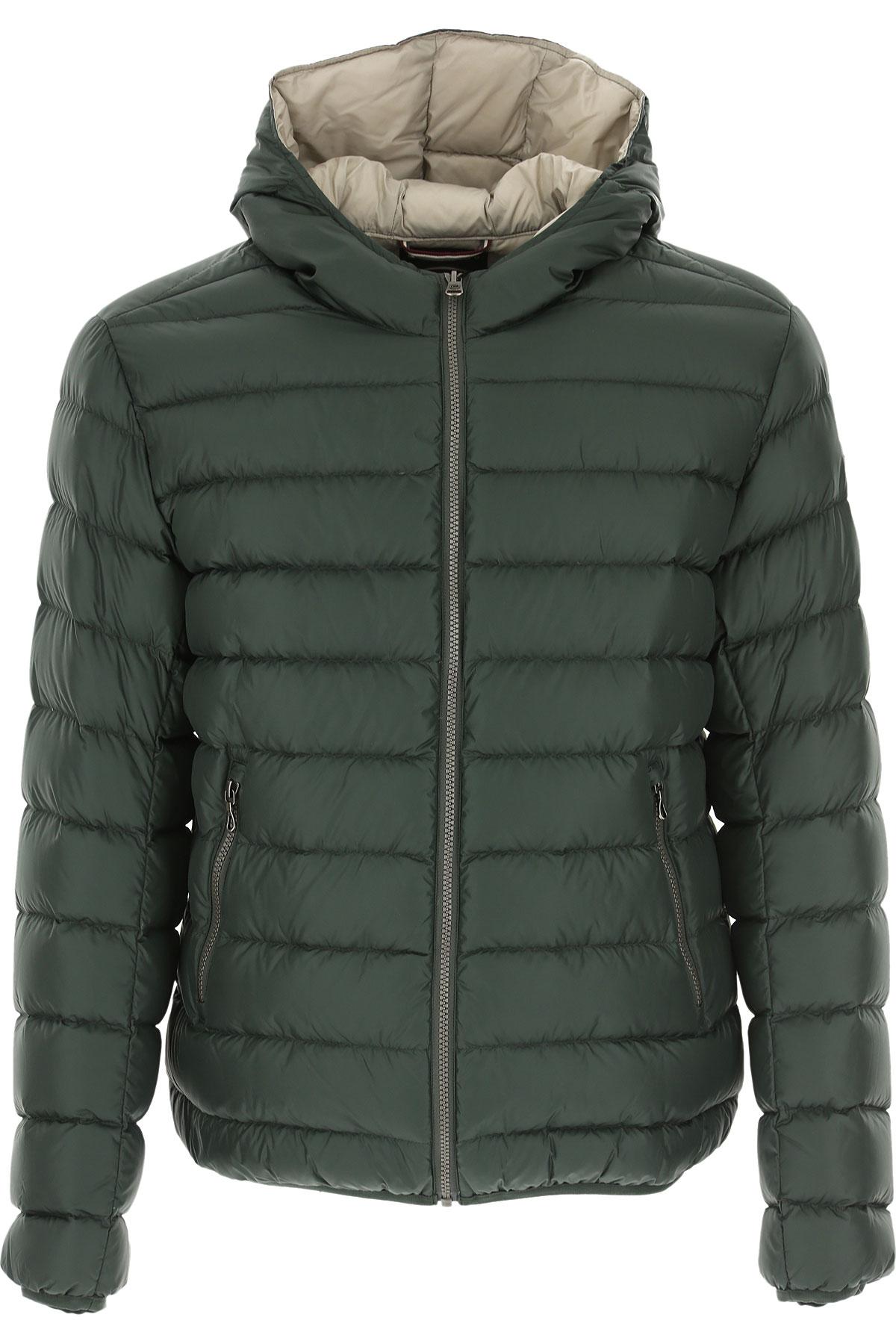 Colmar Down Jacket for Men, Puffer Ski Jacket On Sale, Dark Green, Down, 2019, L M S XL XXL