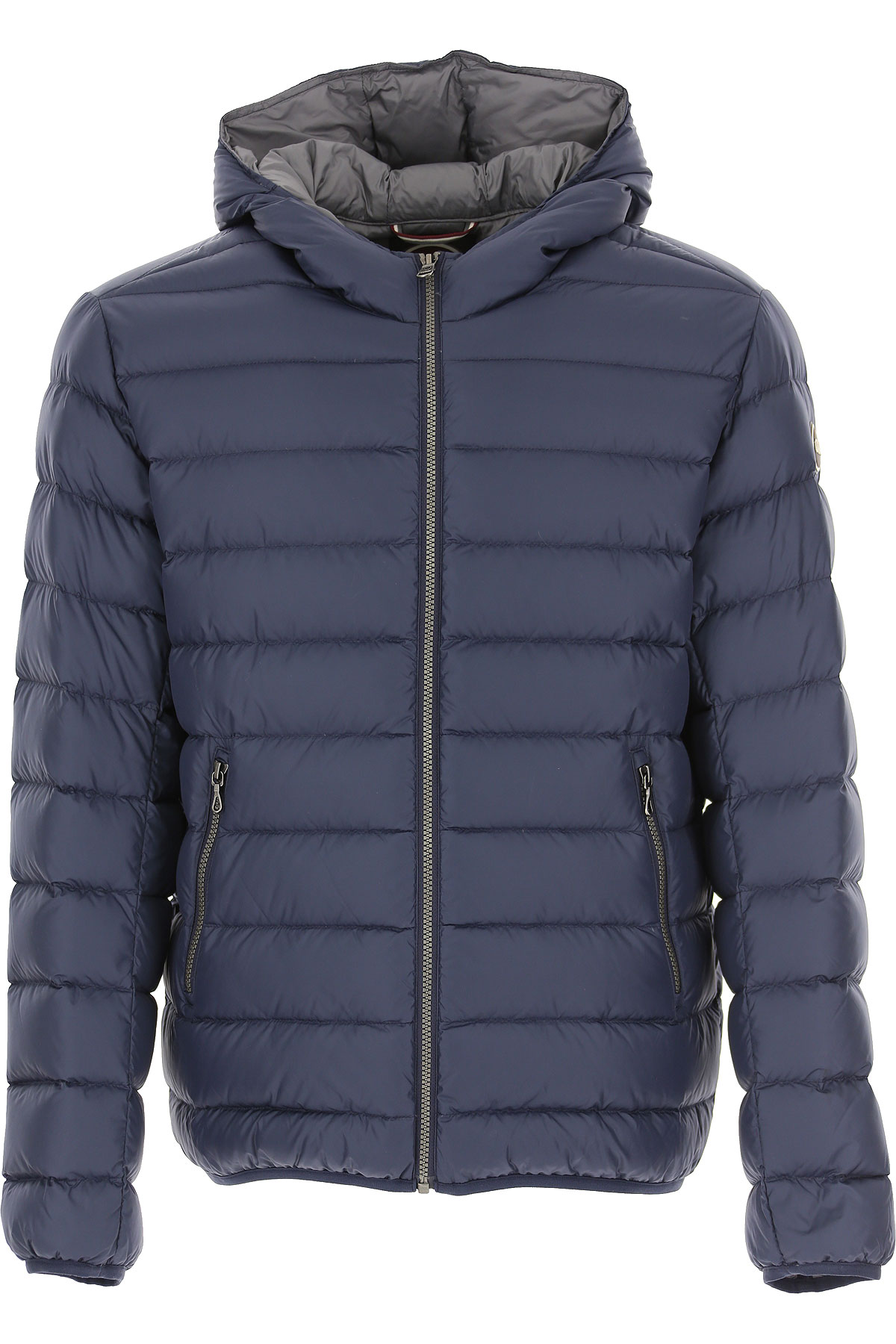 Colmar Down Jacket for Men, Puffer Ski Jacket On Sale, navy, polyamide, 2019, L M S XL XXL XXXL