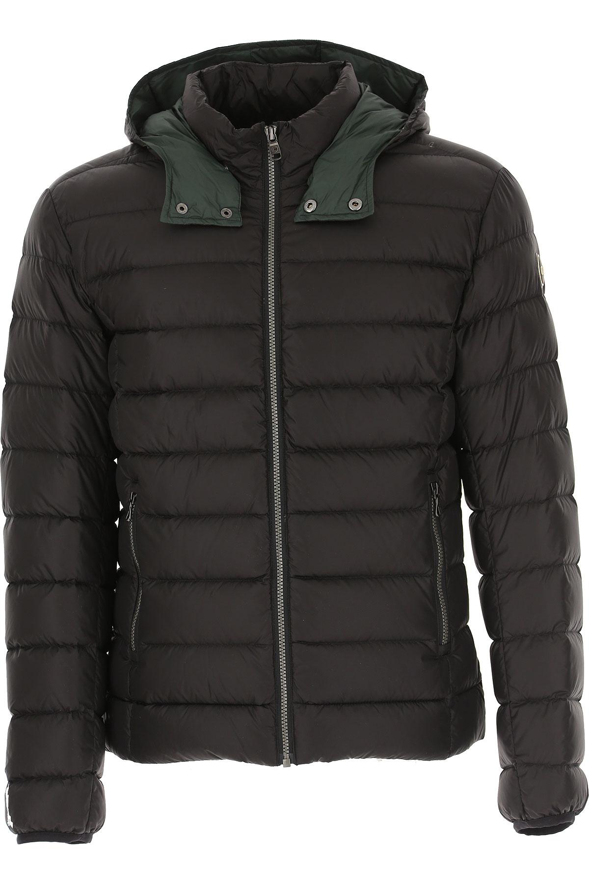 Colmar Down Jacket for Men, Puffer Ski Jacket On Sale, Black, polyester, 2019, L M S XL XXL