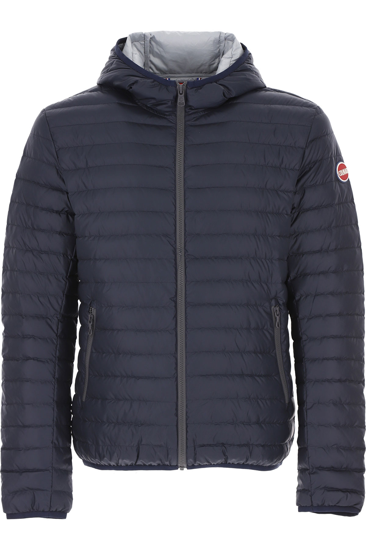 Colmar Down Jacket for Men, Puffer Ski Jacket On Sale, Navy Blue, Down, 2019, L M S XL XXL XXXL