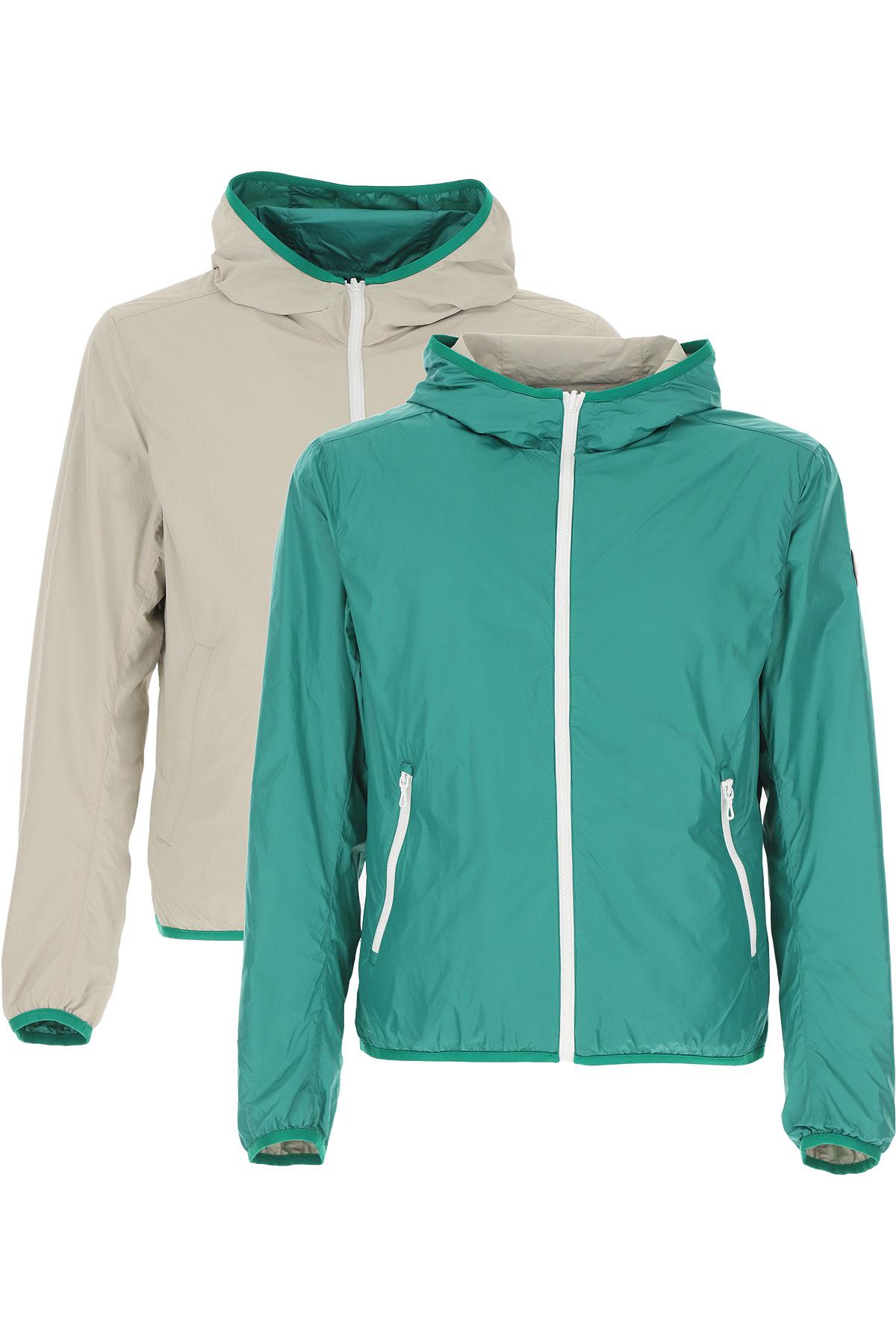 Colmar Jacket for Men On Sale, Medium Green, polyester, 2019, L M XL