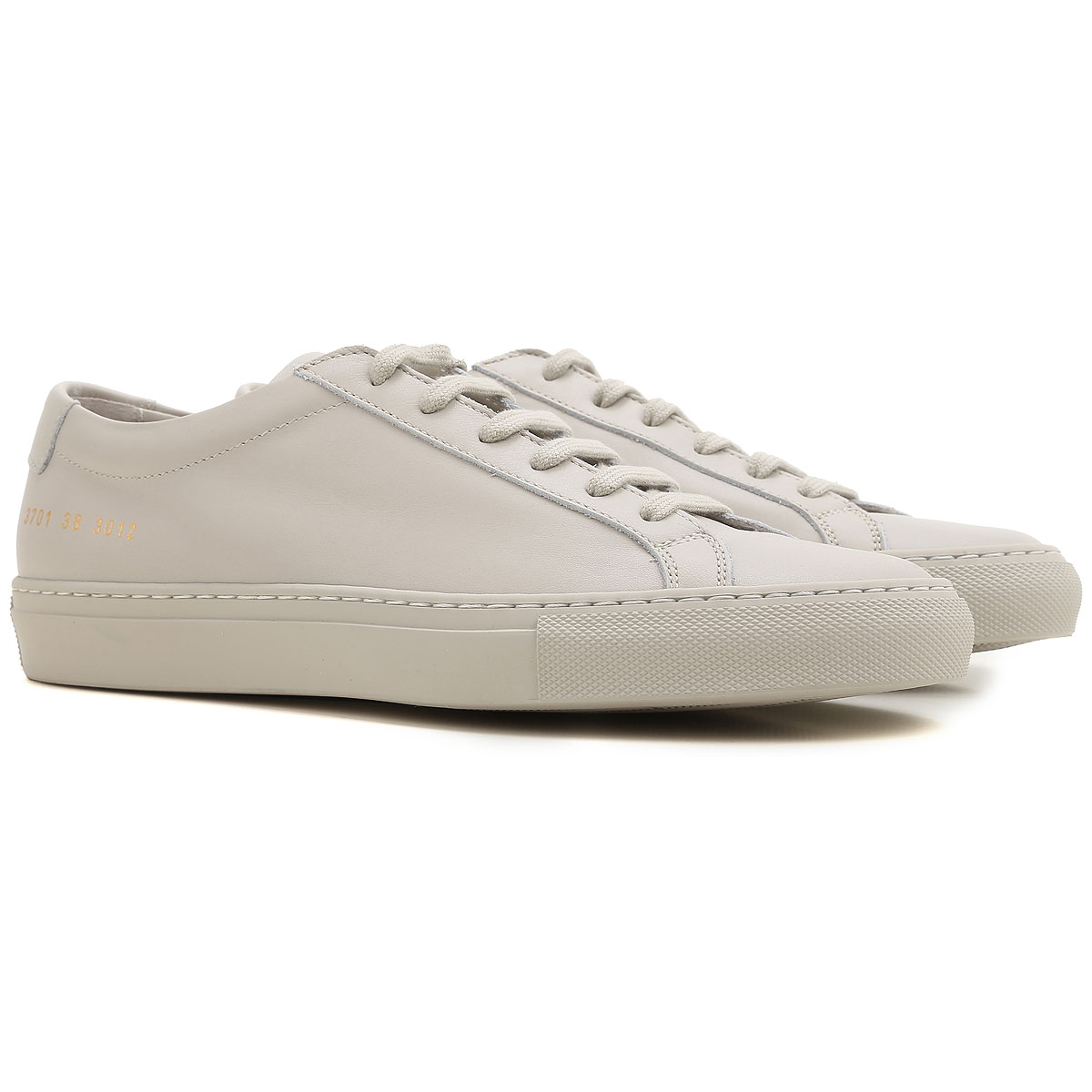 Image of Woman by Common Projects Sneakers for Women, Clay, Leather, 2017, 10 9