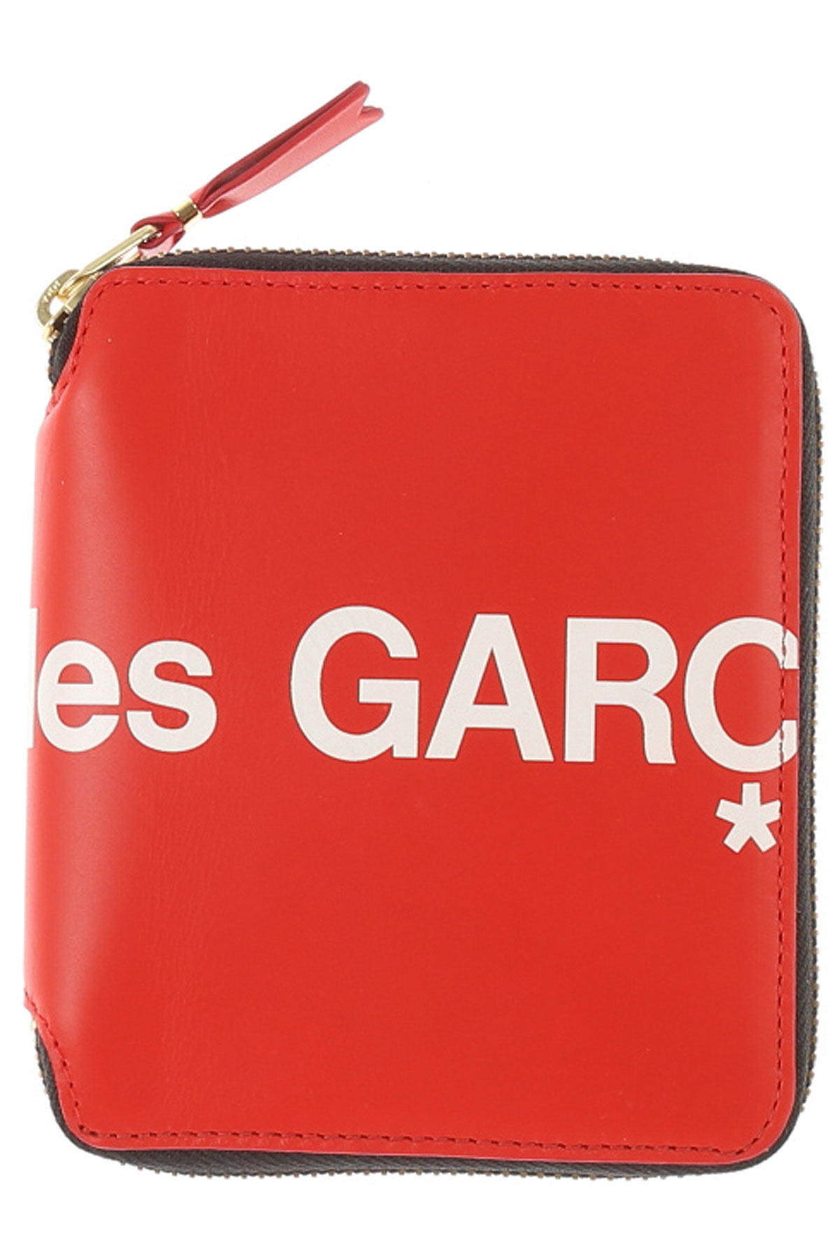 Comme des Garcons Wallet for Men On Sale, Classic Red, Leather, 2019