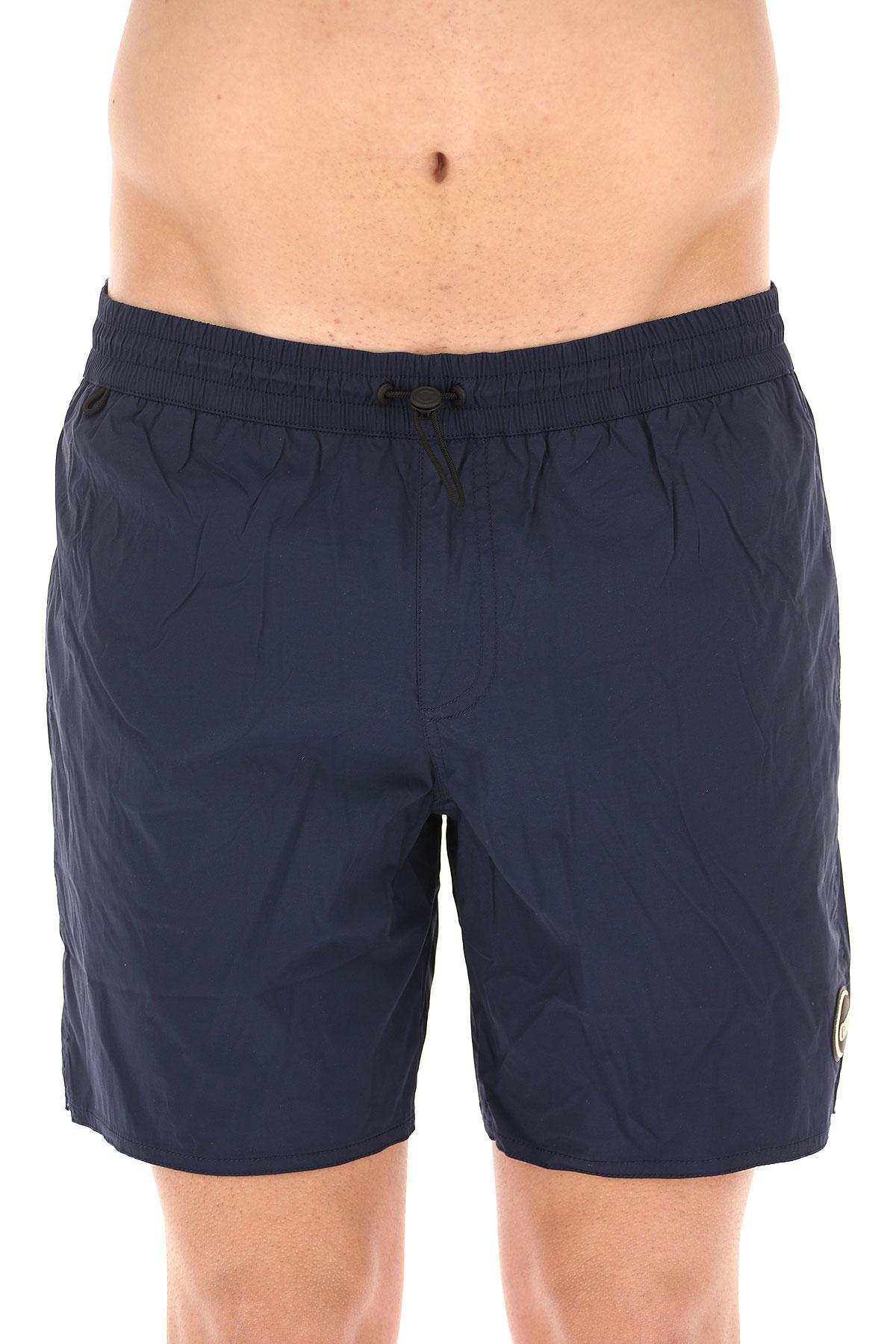 Image of Colmar Swim Shorts Trunks for Men On Sale, Dark Blue, polyamide, 2017, L (EU 50) XXXL (EU 56)