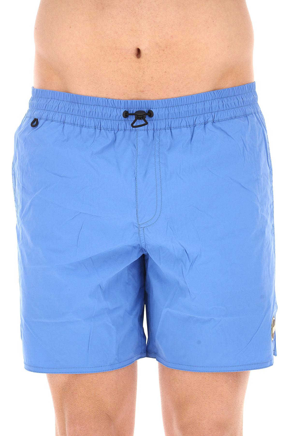 Image of Colmar Swim Shorts Trunks for Men On Sale, Sky Blue, polyamide, 2017, L (EU 50) XL (EU 52)
