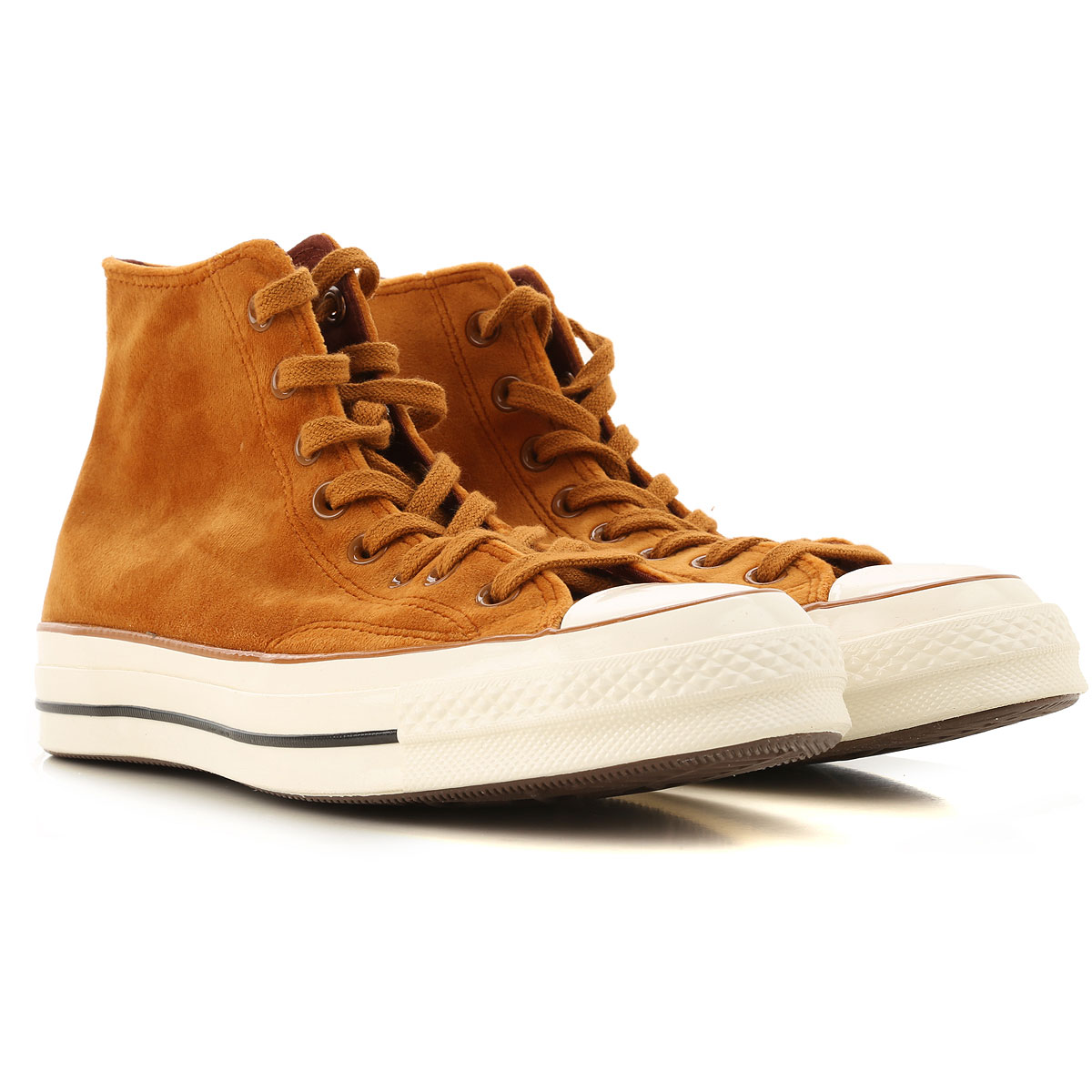 Converse Sneakers for Men On Sale, Light Brown, Textile, 2019, 7.5 9