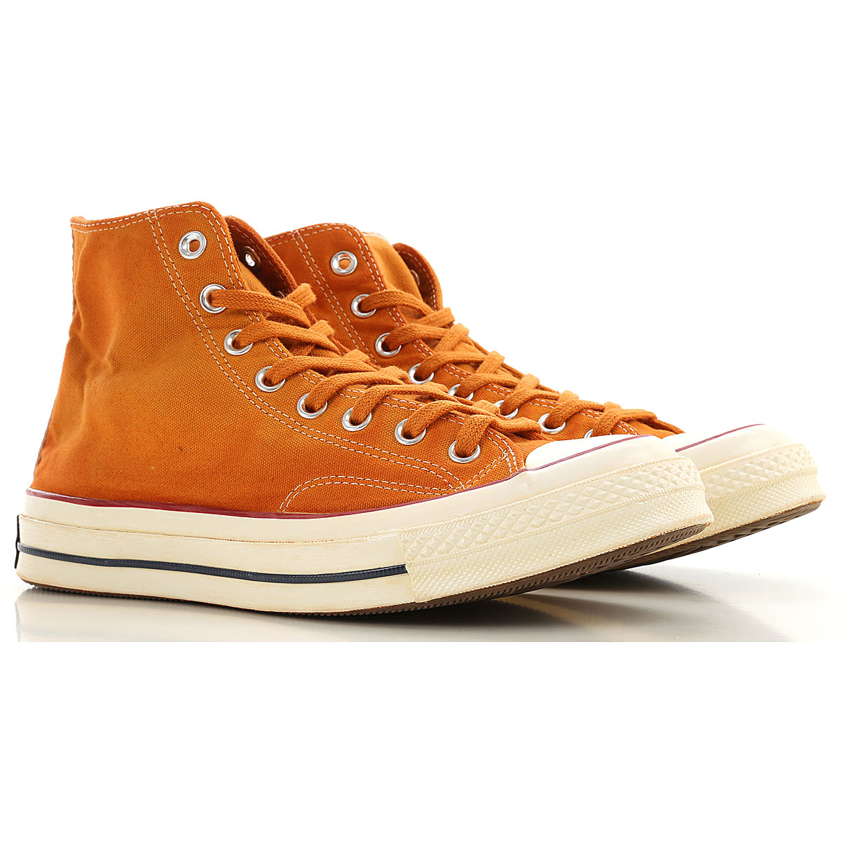 Converse Sneakers for Men On Sale, Pumpkin, Textile, 2019, 10 10.5 7.5 8 9.5