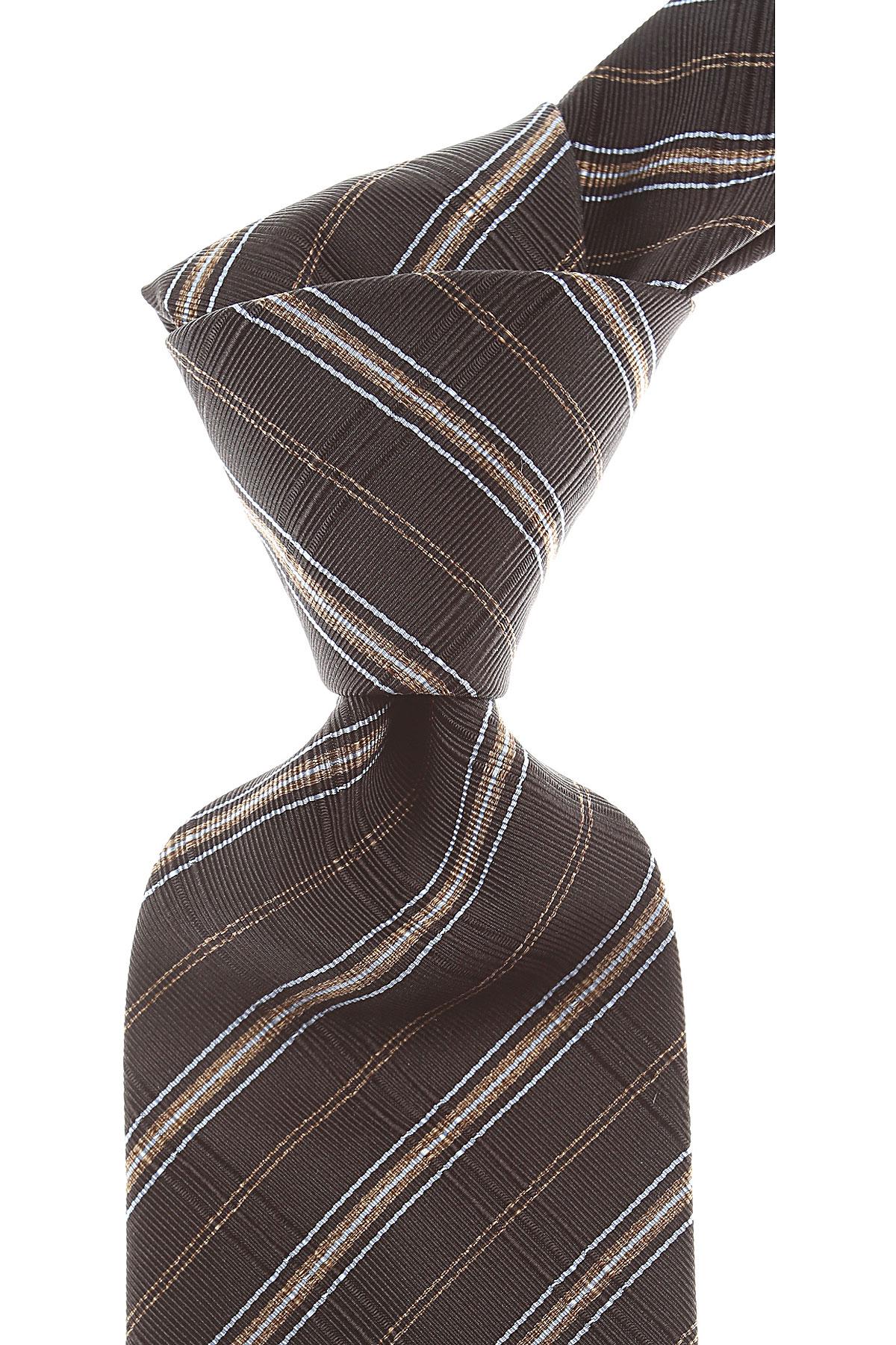 Costume National Ties On Sale, Ebony, Silk, 2019