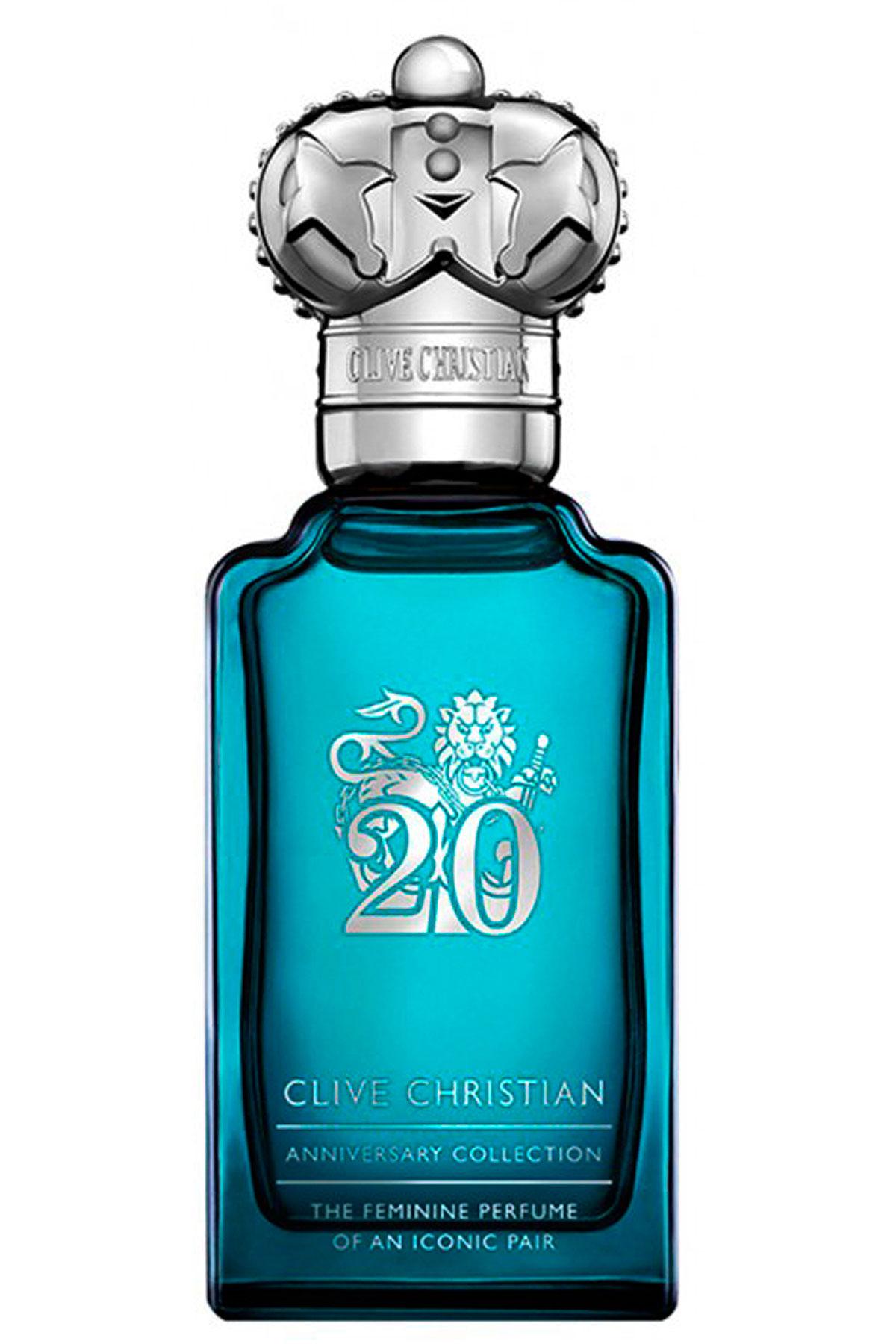 Clive Christian Fragrances for Women On Sale, 20 Anniversary Feminine - Eau De Parfum - 50 Ml, 2019, 50 ml