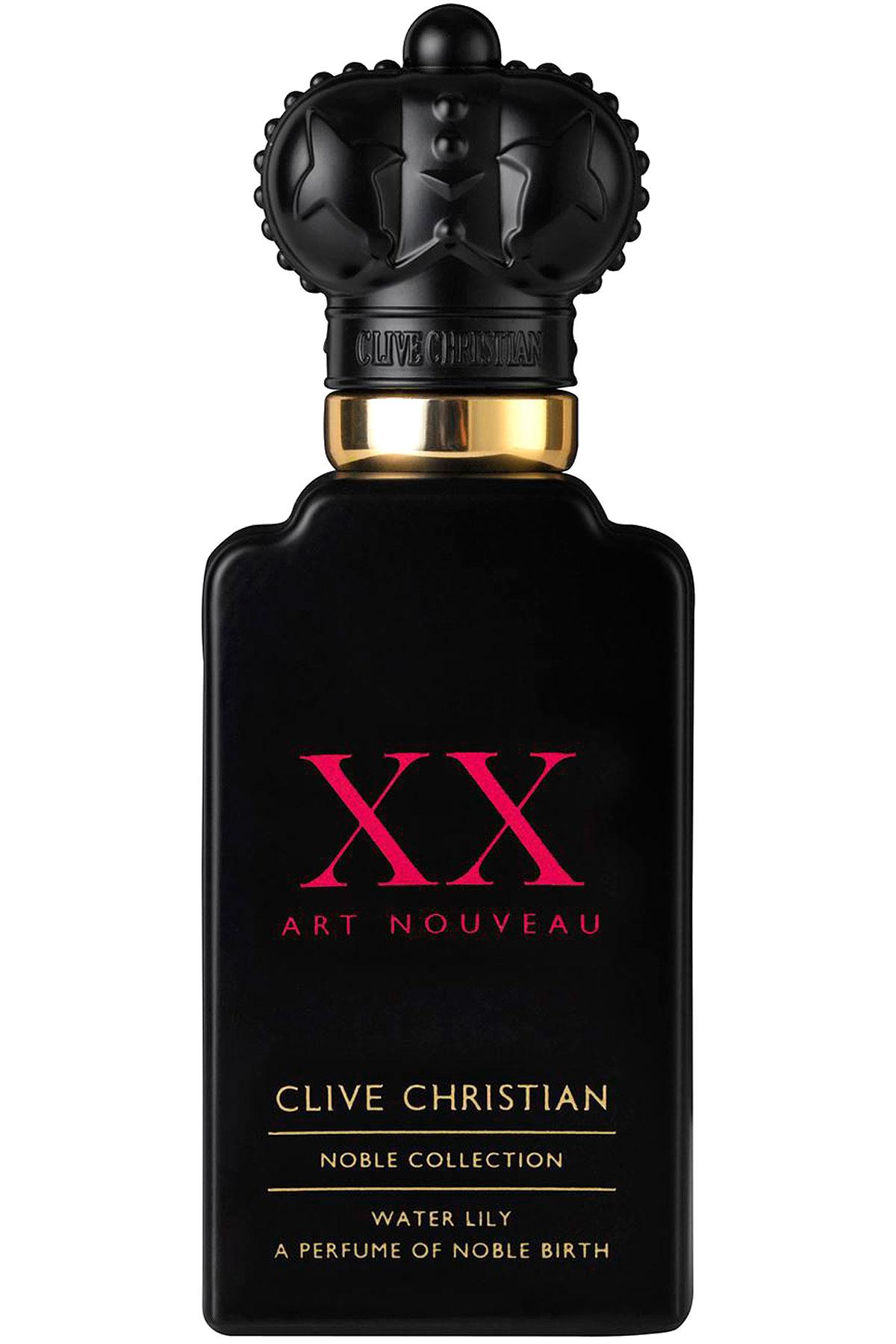 Clive Christian Fragrances for Women, Noble Xx Art Nouveau Water Lily - Eau De Parfum - 50 Ml, 2019, 50 ml