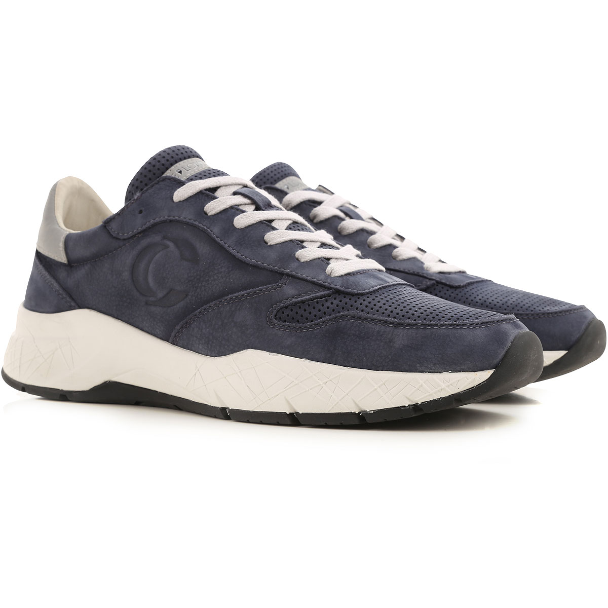 Crime Sneakers for Men On Sale, navy, Suede leather, 2019, 10.5 11.5 7.5 8 9