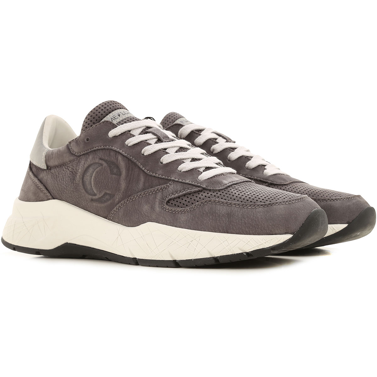 Crime Sneakers for Men On Sale, Anthracite, Leather, 2019, 10.5 11.5 7.5 8 9