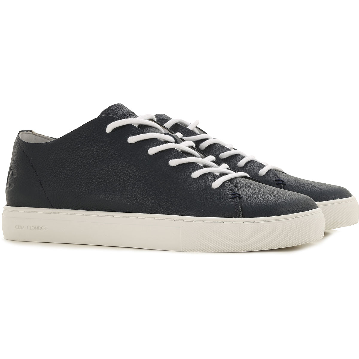 Crime Sneakers for Men On Sale, Blue, Leather, 2019, 10 10.5 11.5 7.5 8 9