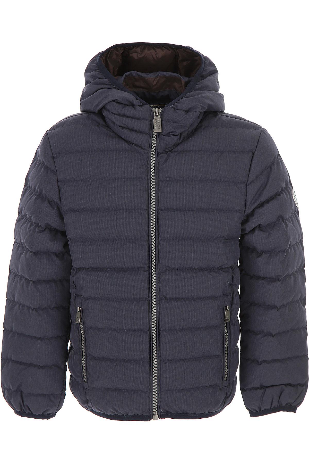 Image of Ciesse Piumini Boys Down Jacket for Kids, Puffer Ski Jacket, Blue, polyester, 2017, 10Y 14Y 16Y 4Y 6Y 8Y