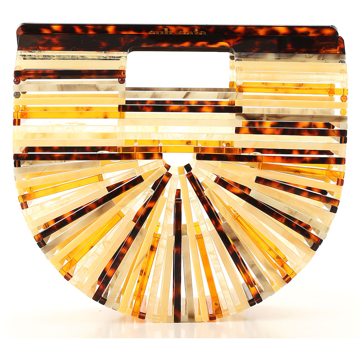 Image of Cult Gaia Handbags, Amber, Acrylic Resin, 2017