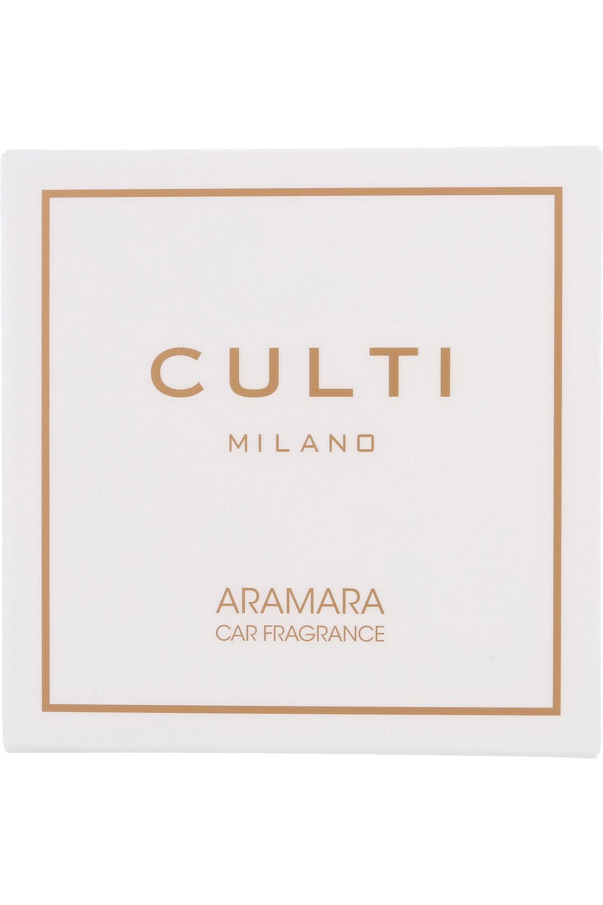 Culti Milano Home Scents for Men On Sale, Aramara - Car Fragrance, 2019