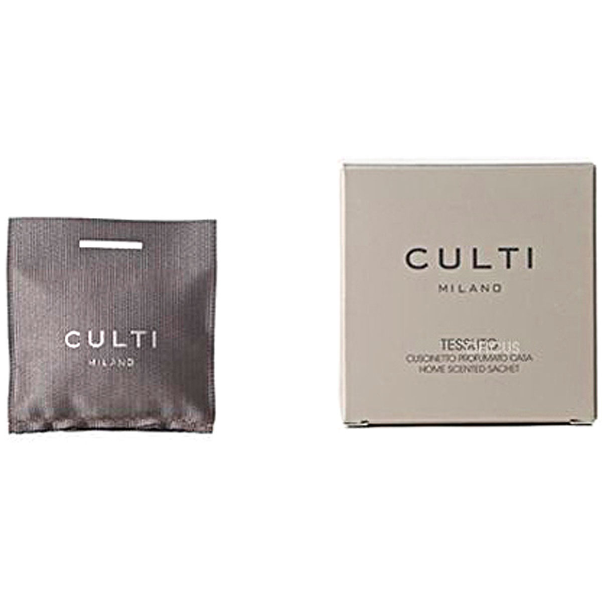 Culti Milano Home Scents for Men On Sale, Home Sachet - Tessuto, 2019