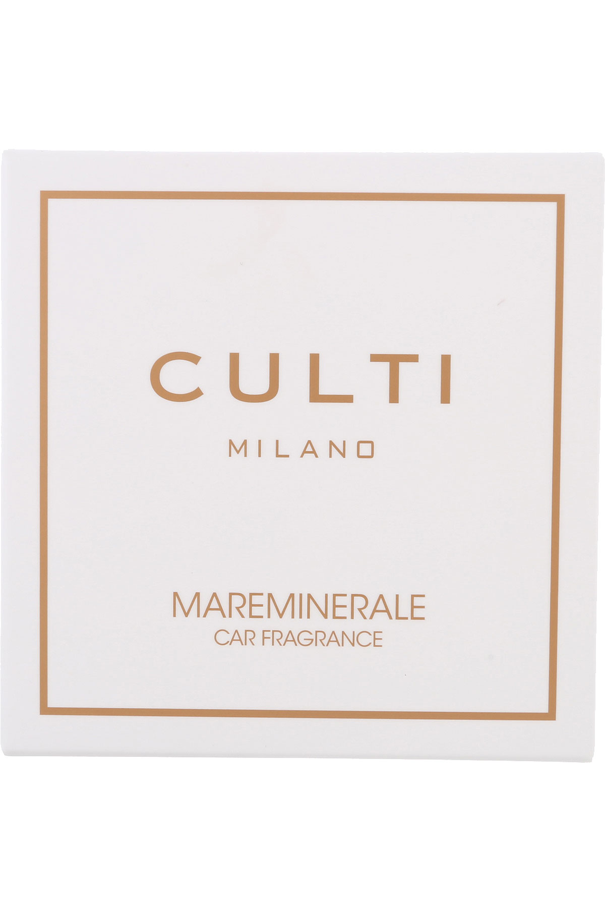 Culti Milano Home Scents for Men On Sale, Mareminerale - Car Fragrance, 2019