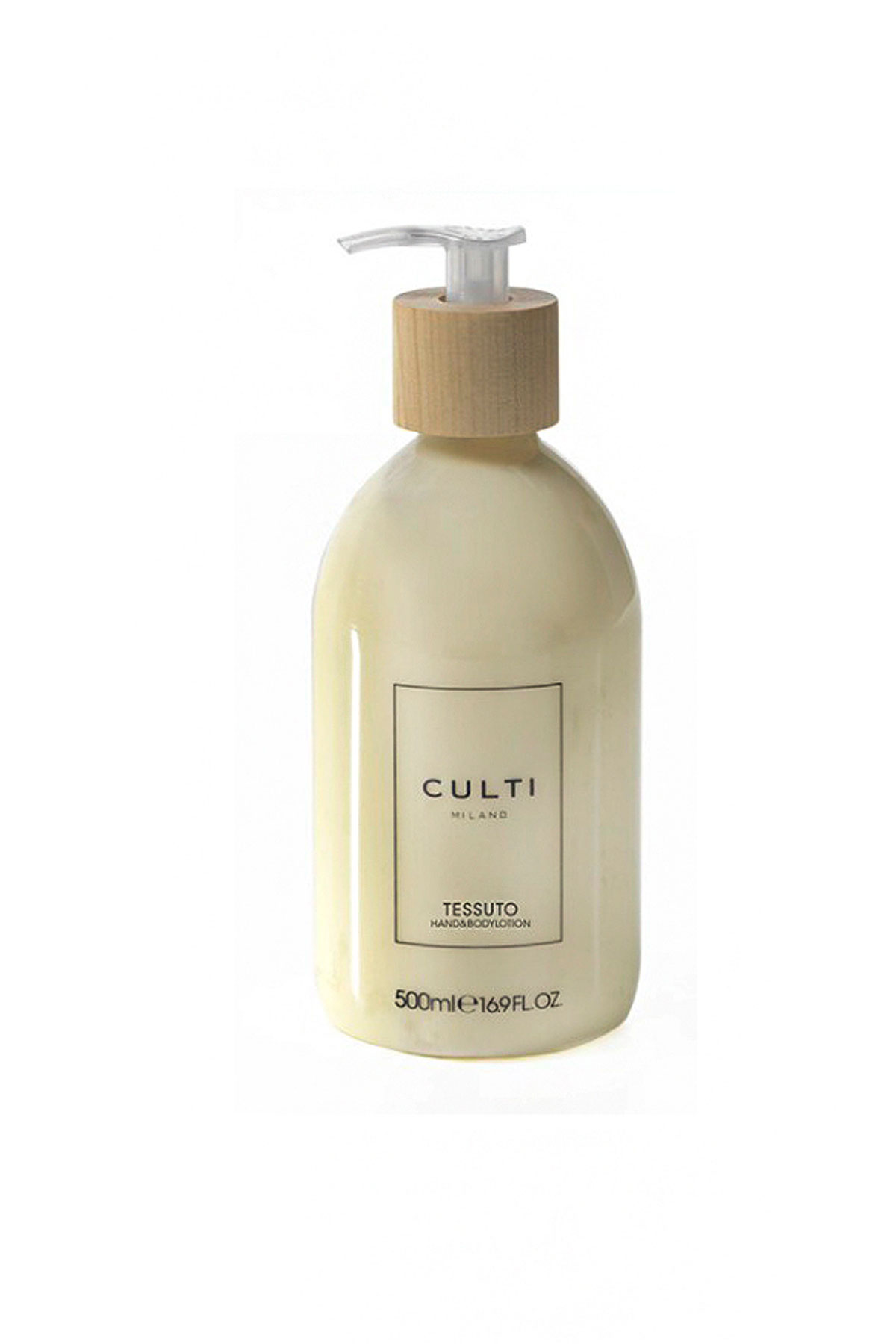 Culti Milano Beauty for Women On Sale, Tessuto - Hand And Body Lotion - 500 Ml, 2019, 500 ml
