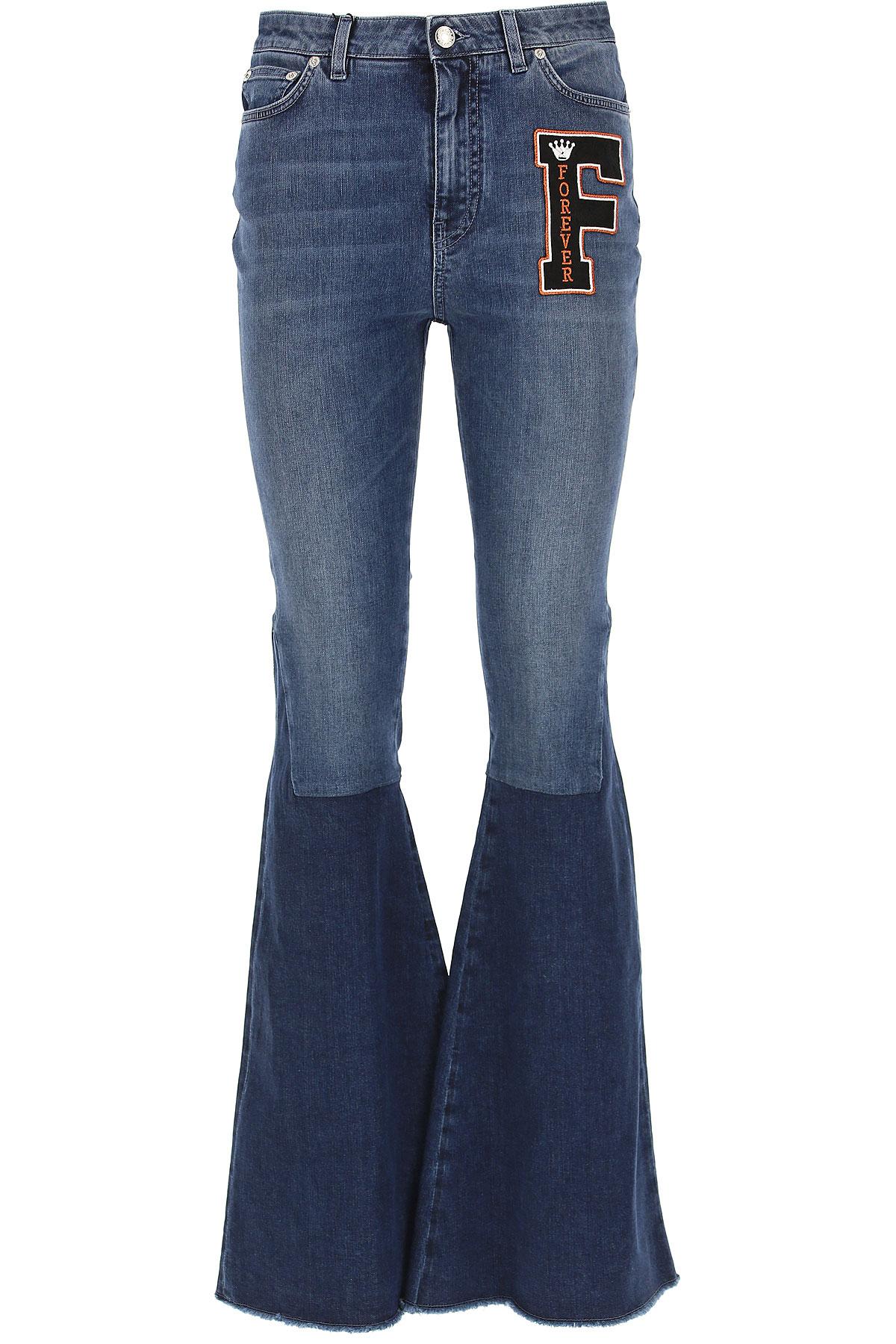 Dolce & Gabbana Jeans On Sale, Denim, Cotton, 2017, 22 24 28 30