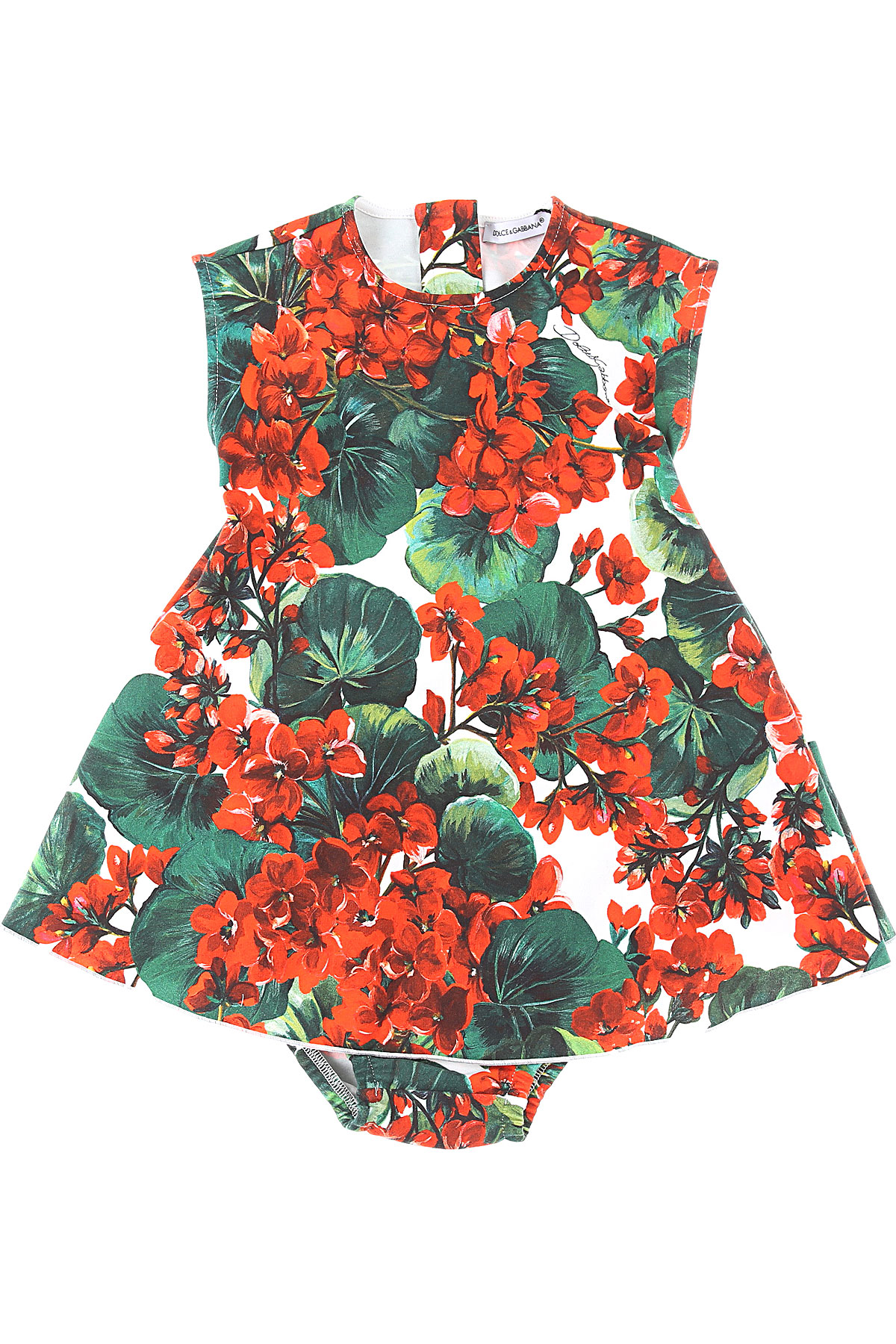 Dolce & Gabbana Baby Sets for Girls On Sale, Red, Cotton, 2019, 12M 18M 24M 30M 9M