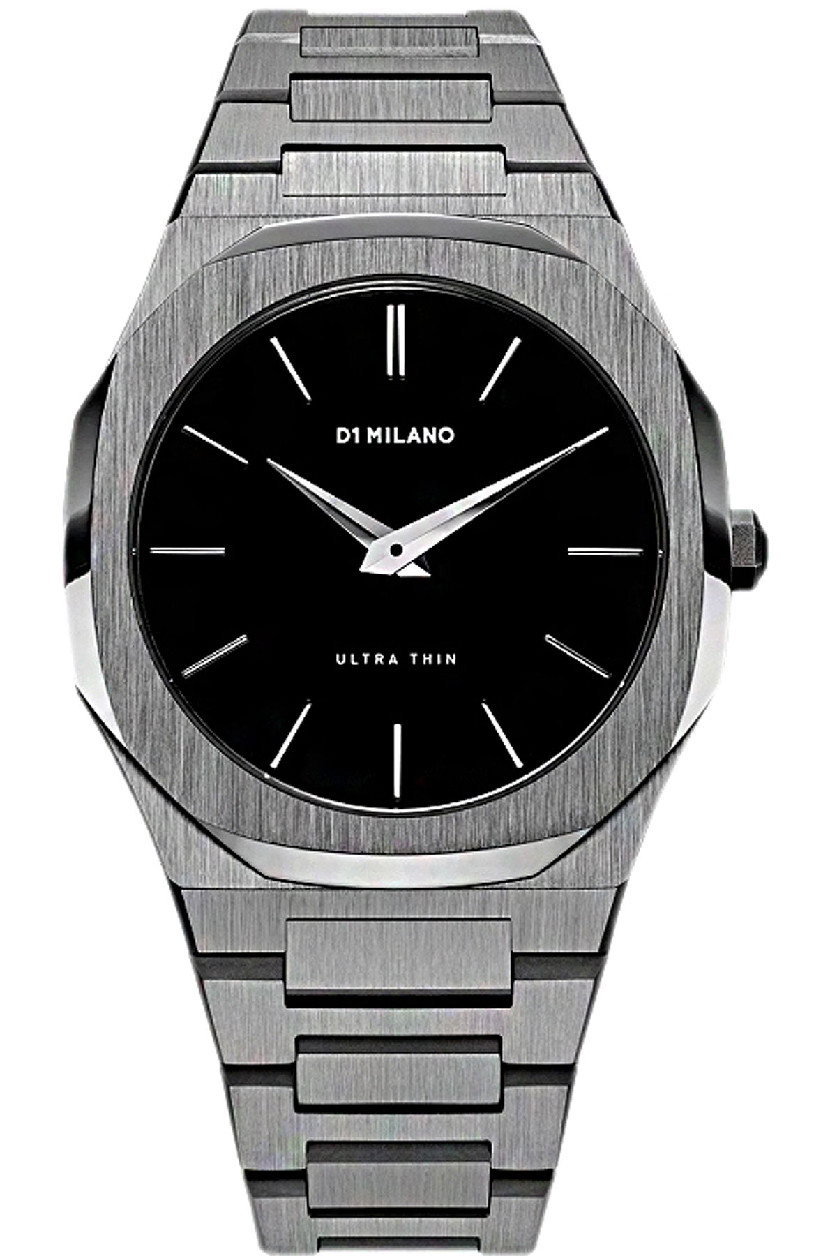 D1 Milano Watch for Men, Steel, Stainless Steel, 2019