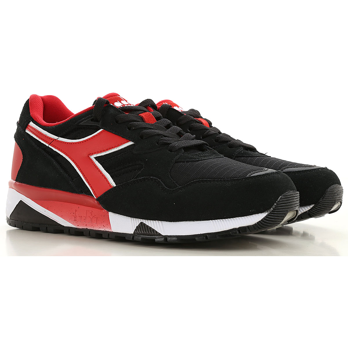Diadora Sneakers for Men On Sale, Black, Leather, 2019, 7 8 9.5
