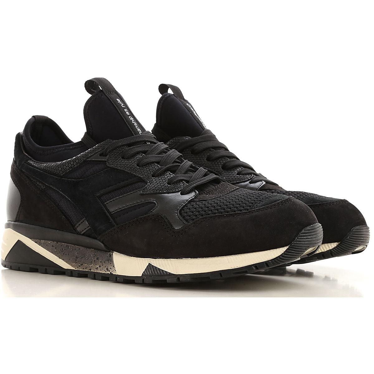 Diadora Sneakers for Men On Sale, Black, Leather, 2019, EU 39 - UK 6 - US 6.5 EU 42 - UK 8 - US 8.5