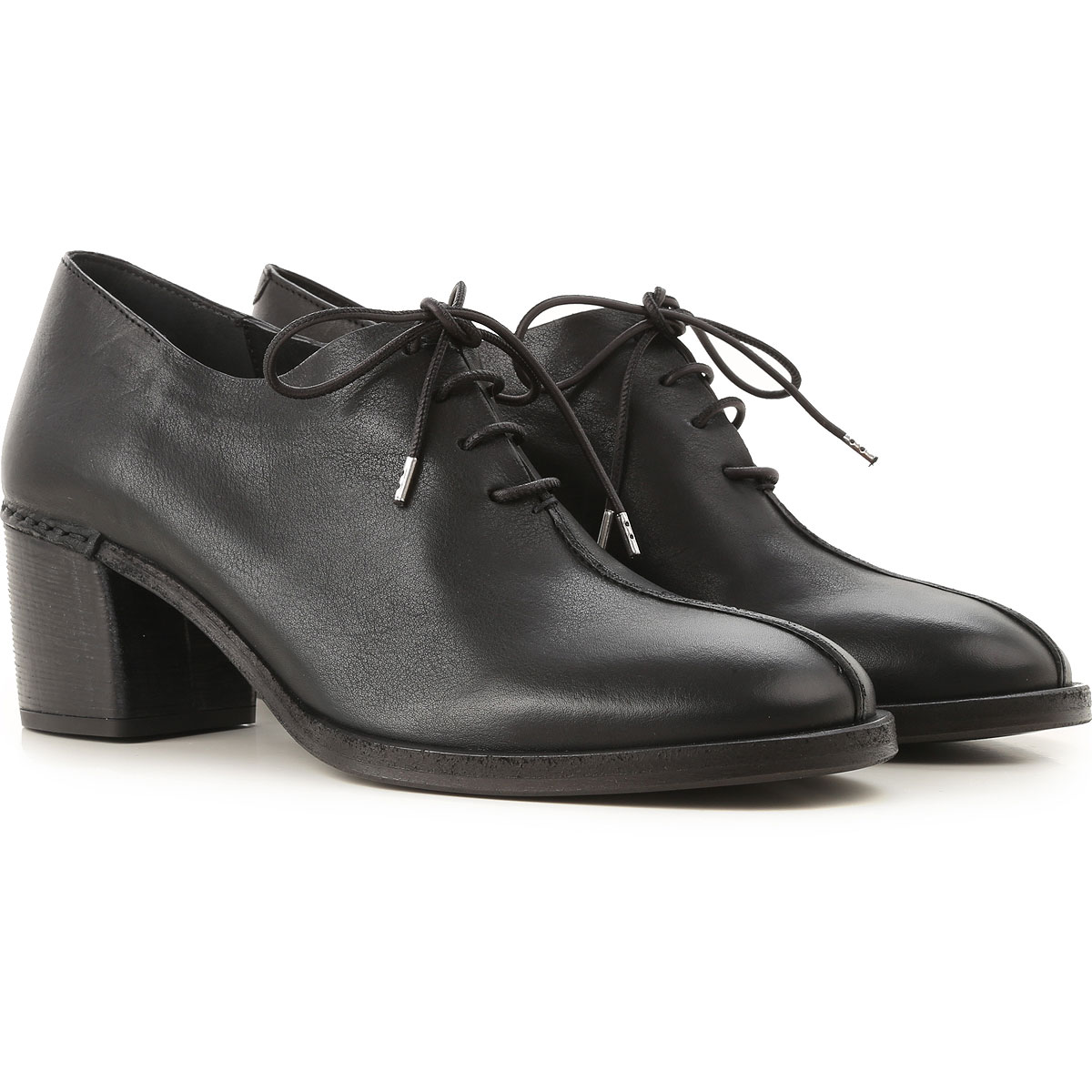 Image of Roberto Del Carlo Lace Up Shoes for Men Oxfords, Derbies and Brogues, Black, Leather, 2017, 10 6 6.5 7 8 8.5 9