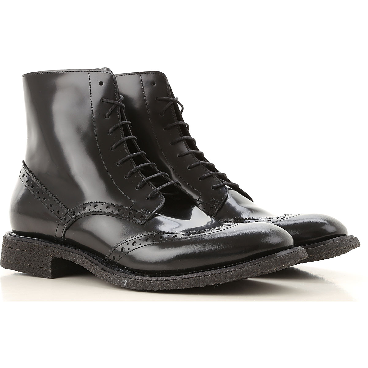 Roberto Del Carlo Boots for Women, Booties On Sale, Black, Polished, 2019, 7 8 8.5 9