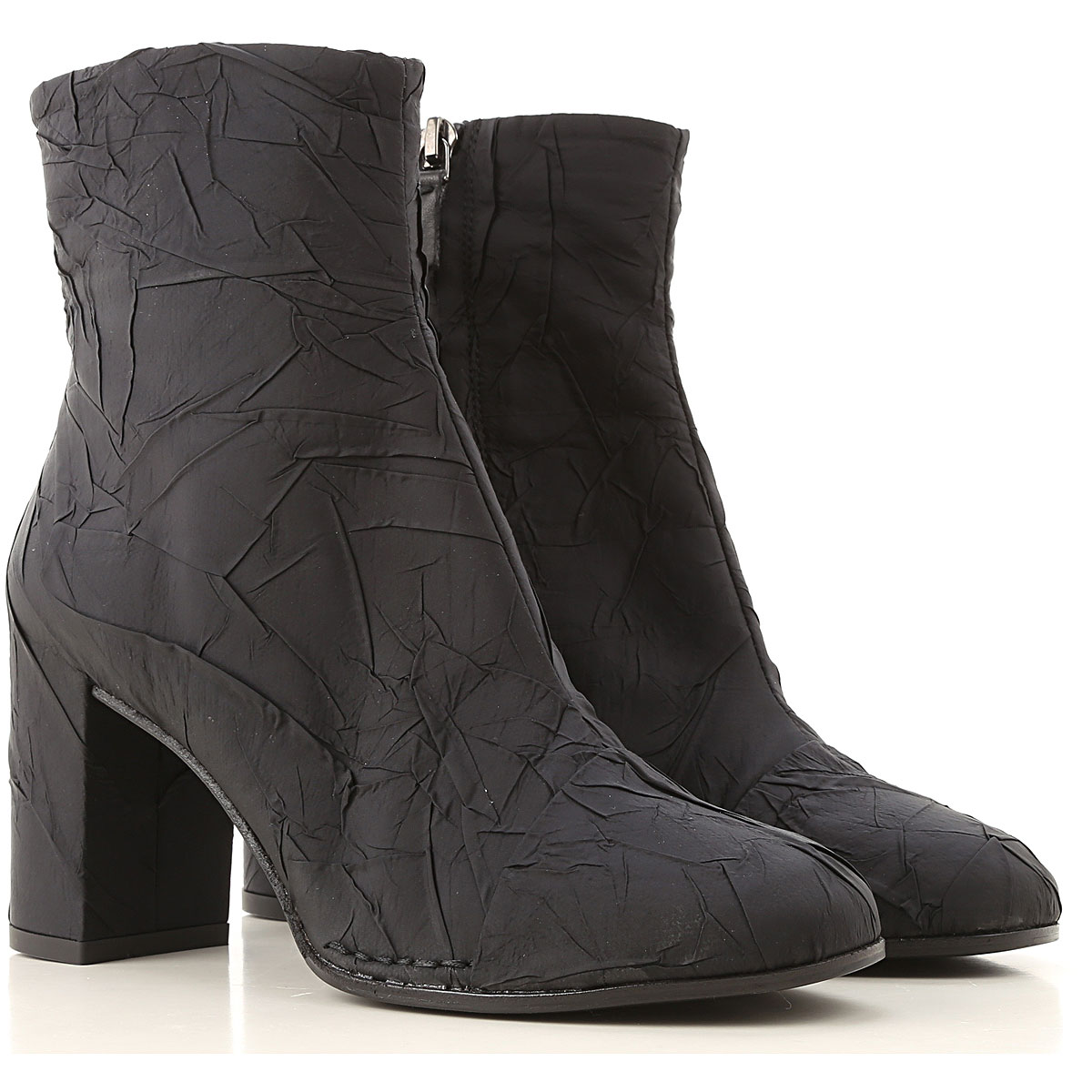 Roberto Del Carlo Boots for Women, Booties On Sale, Black, Fabric, 2019, 6 7 8.5 9